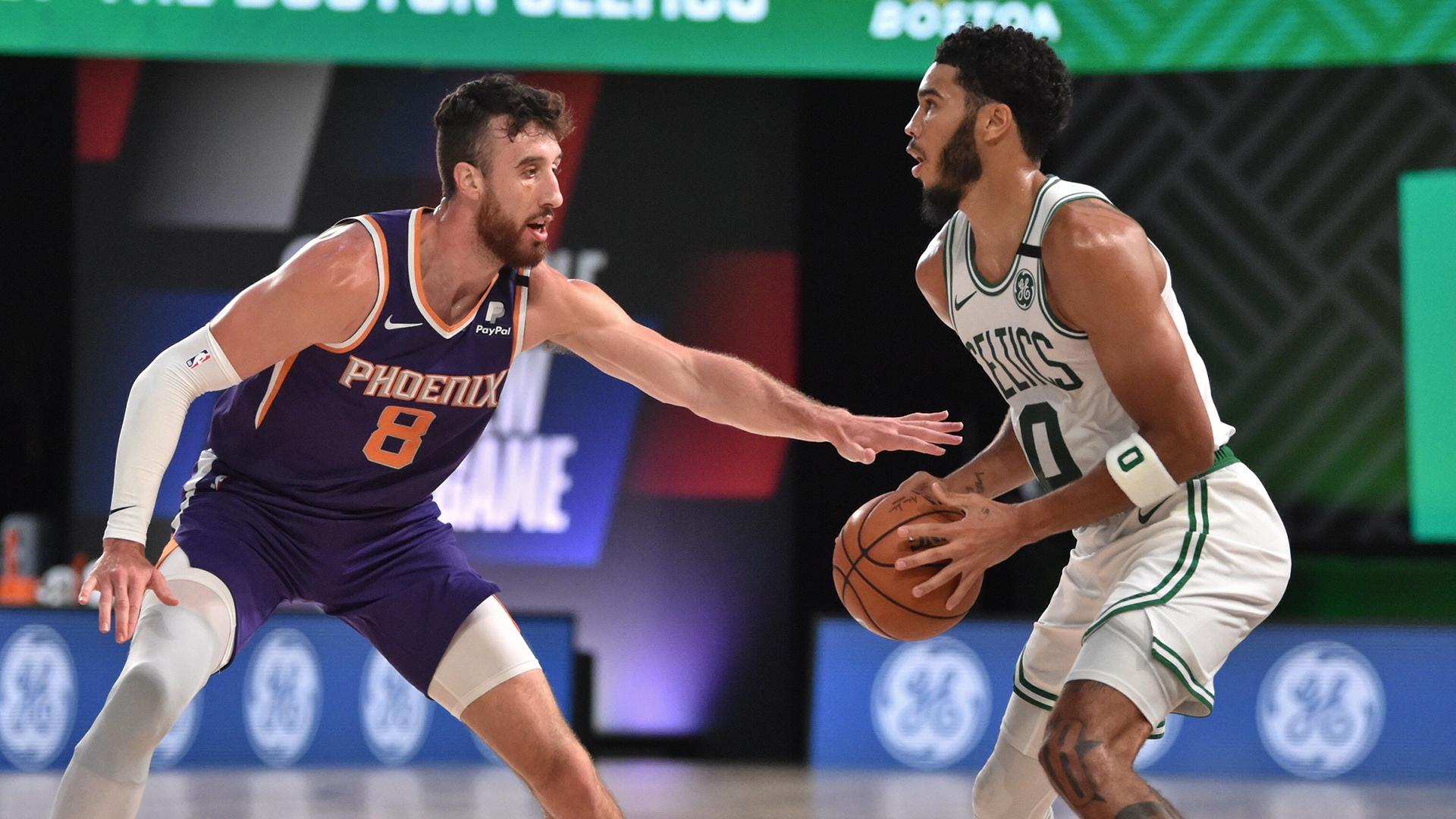 Suns @ Celtics