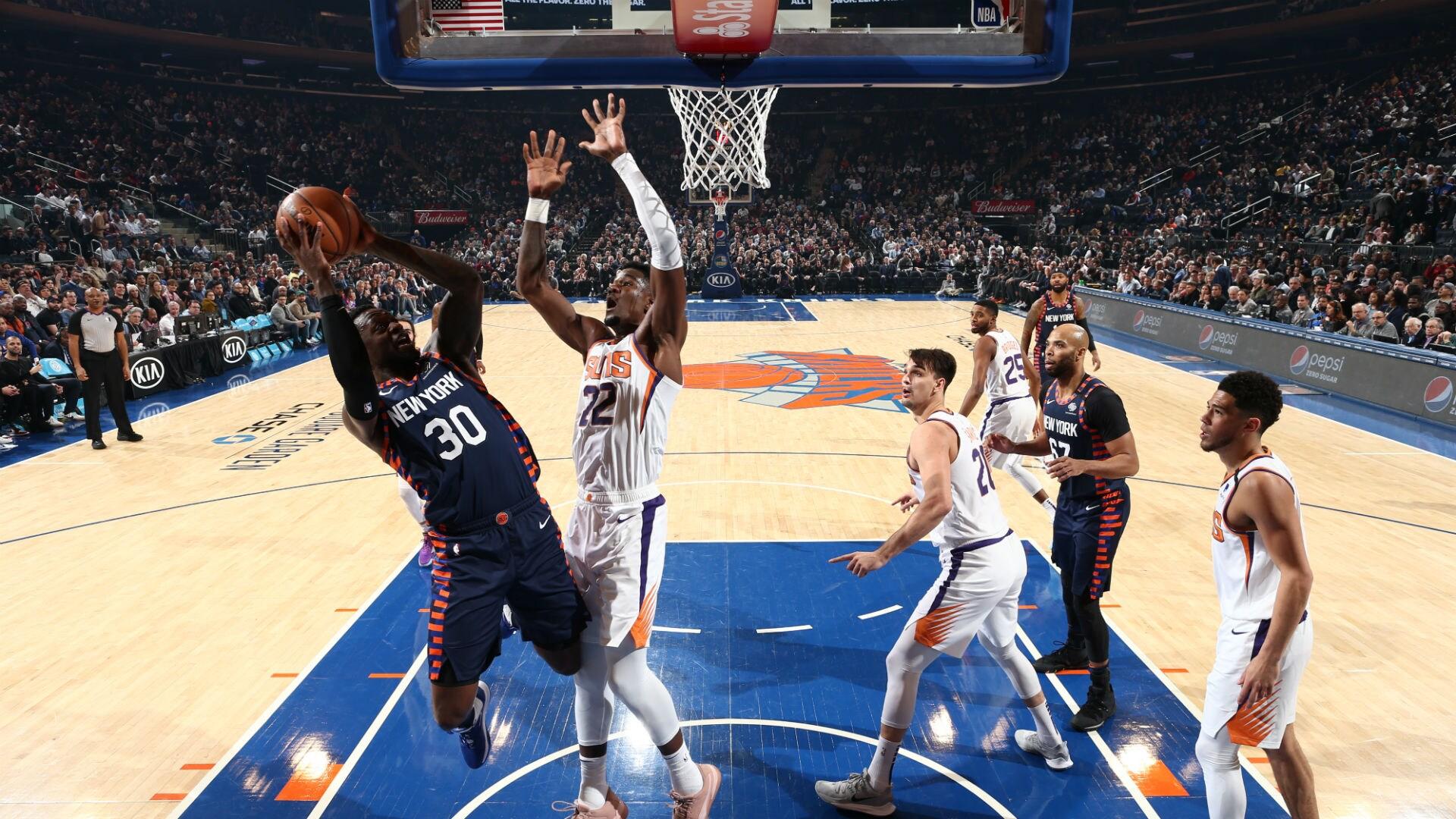 Suns @ Knicks