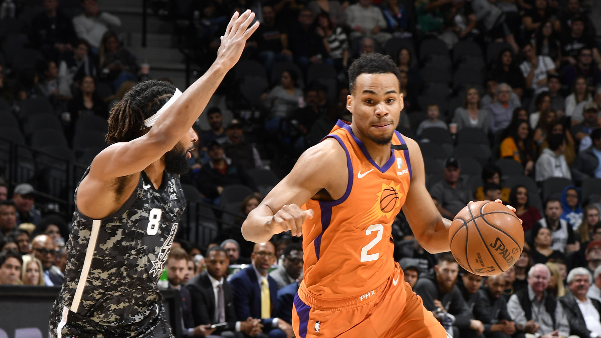 Suns @ Spurs