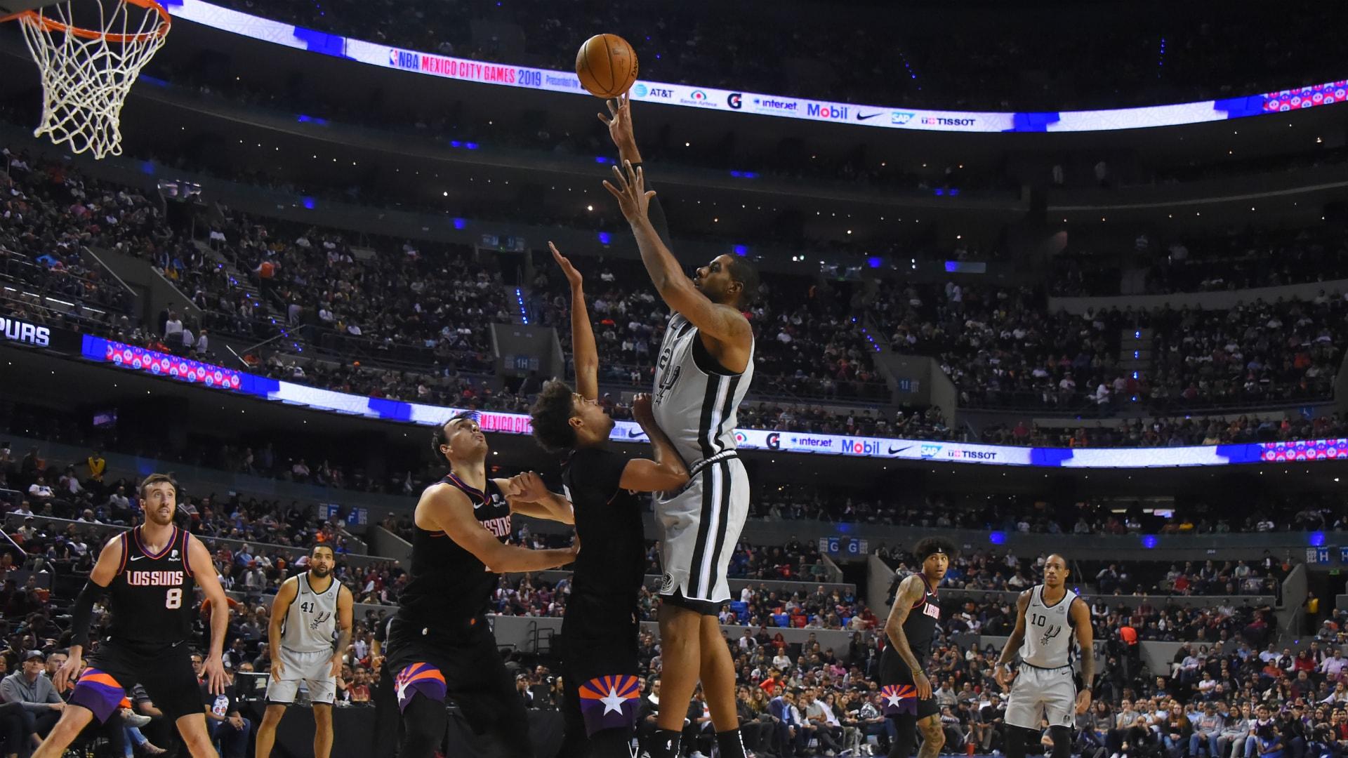 Spurs @ Suns
