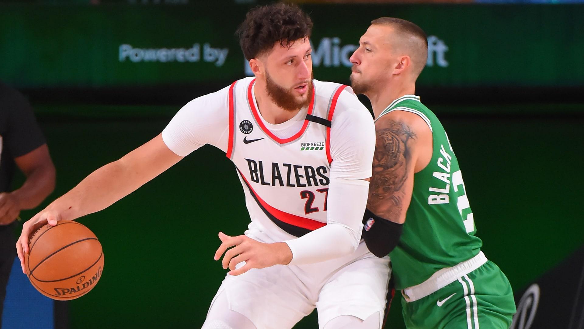 Trail Blazers @ Celtics