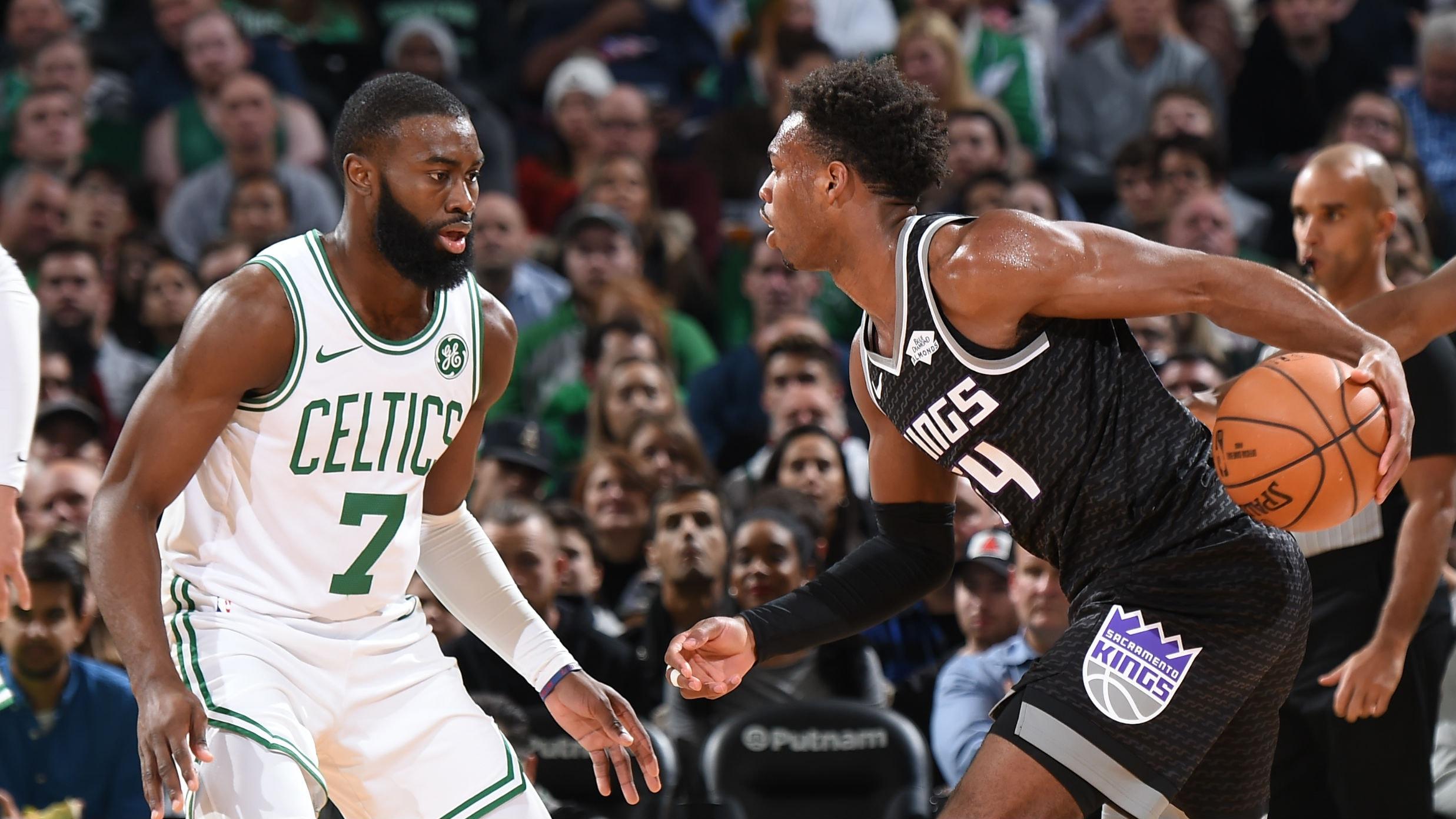 Kings @ Celtics