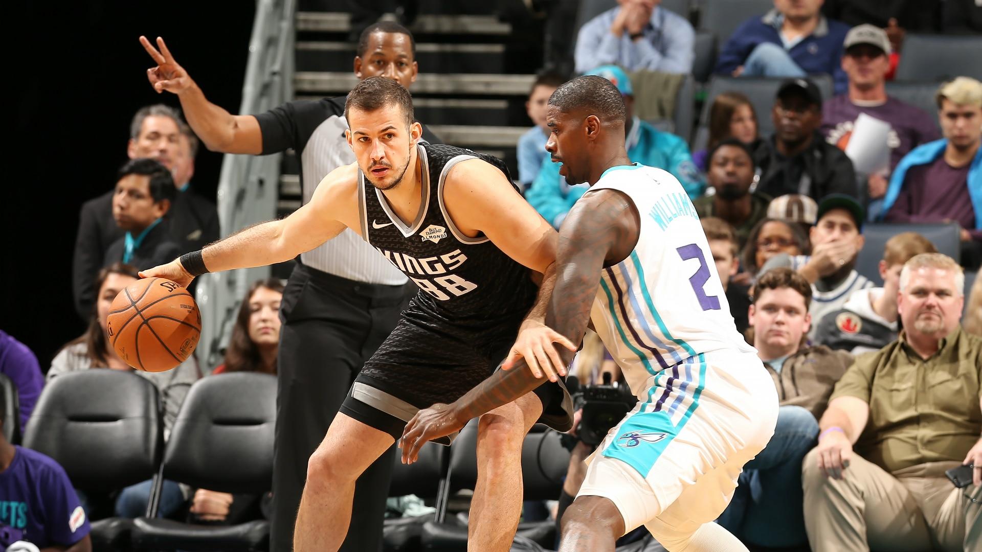 Kings @ Hornets