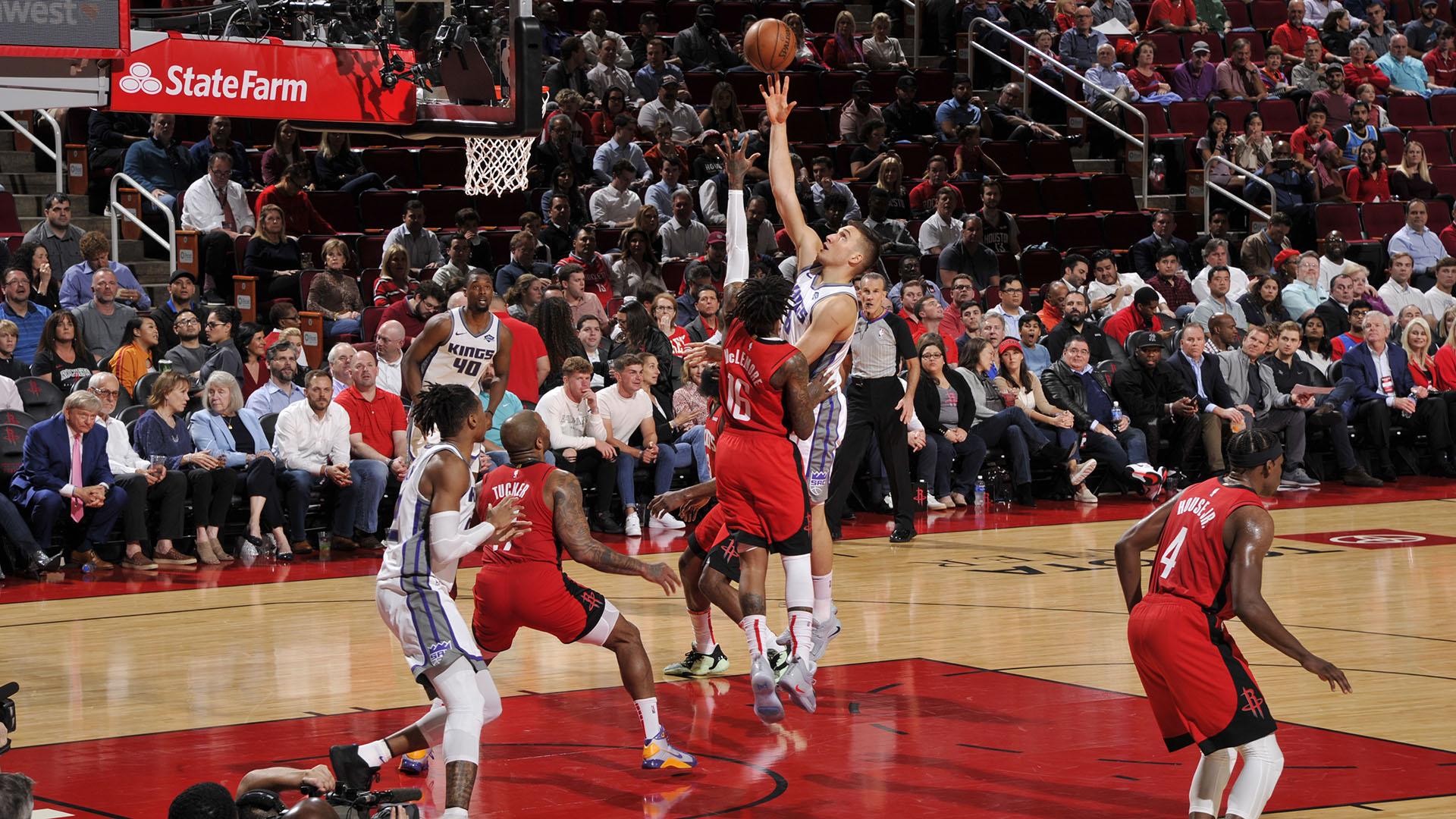 Kings @ Rockets