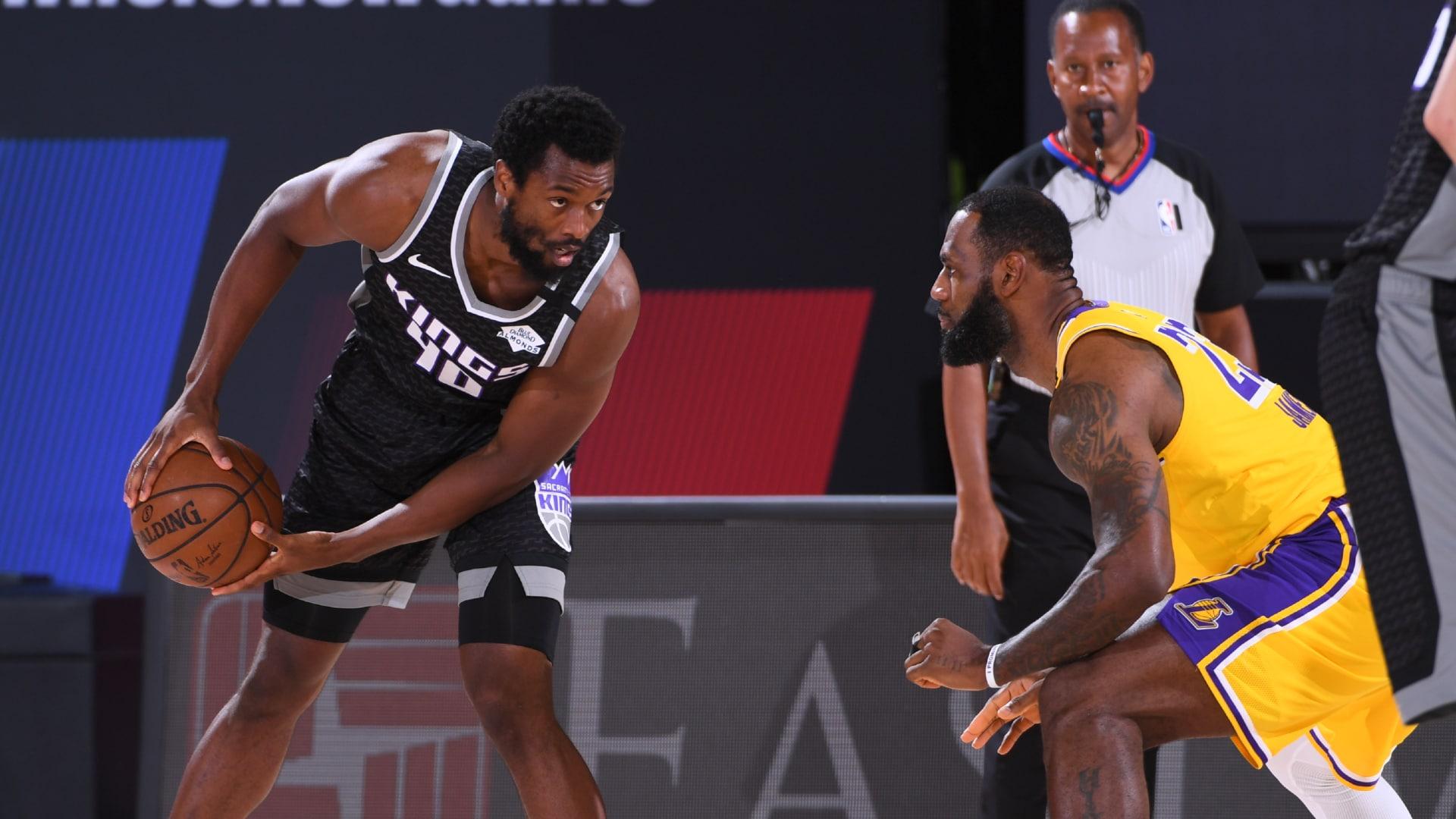 Kings @ Lakers