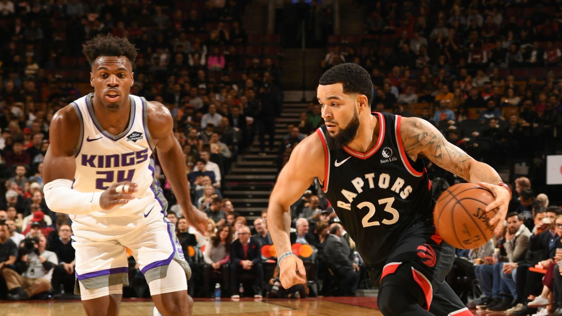 Kings @ Raptors