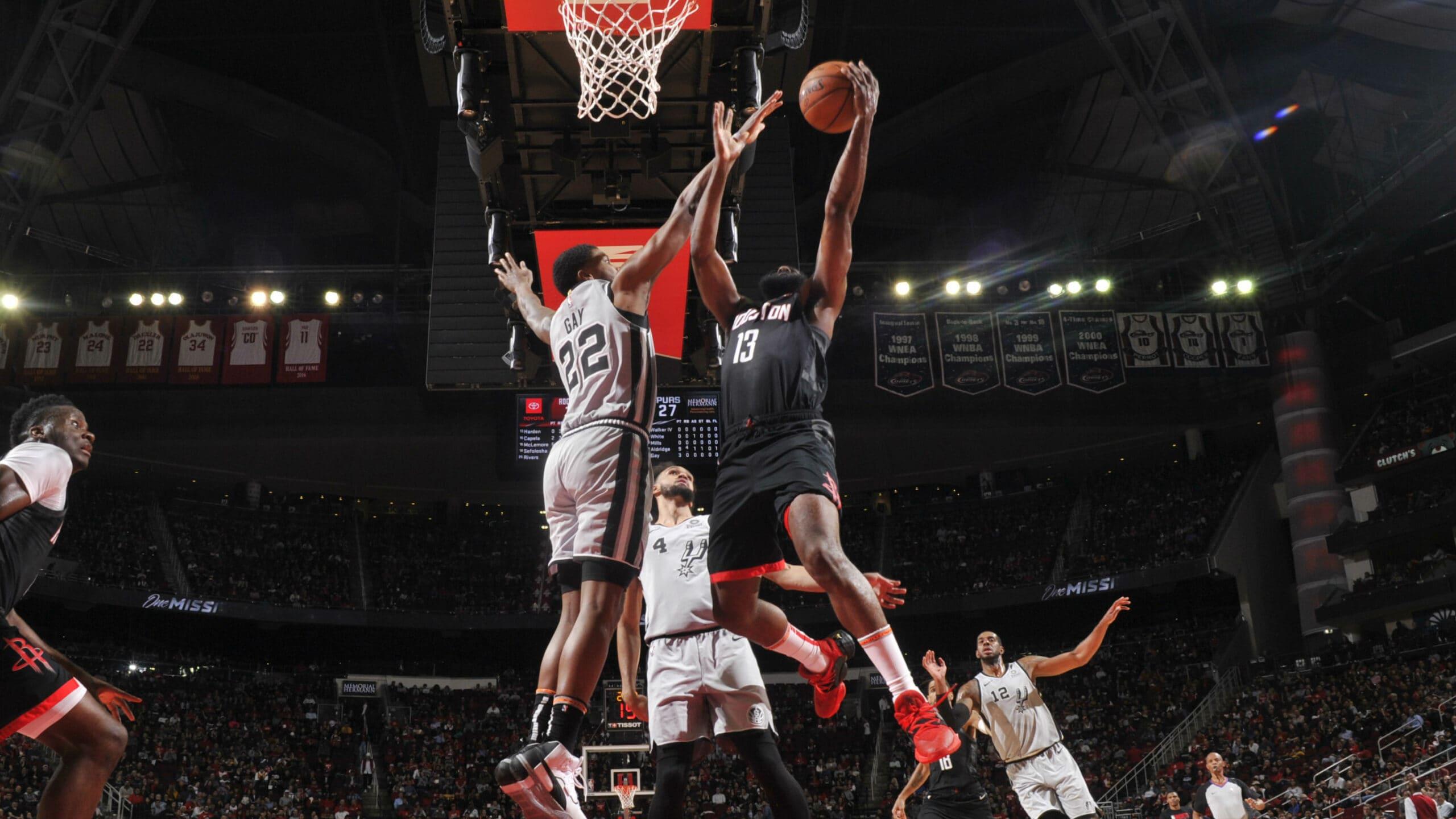 Spurs @ Rockets