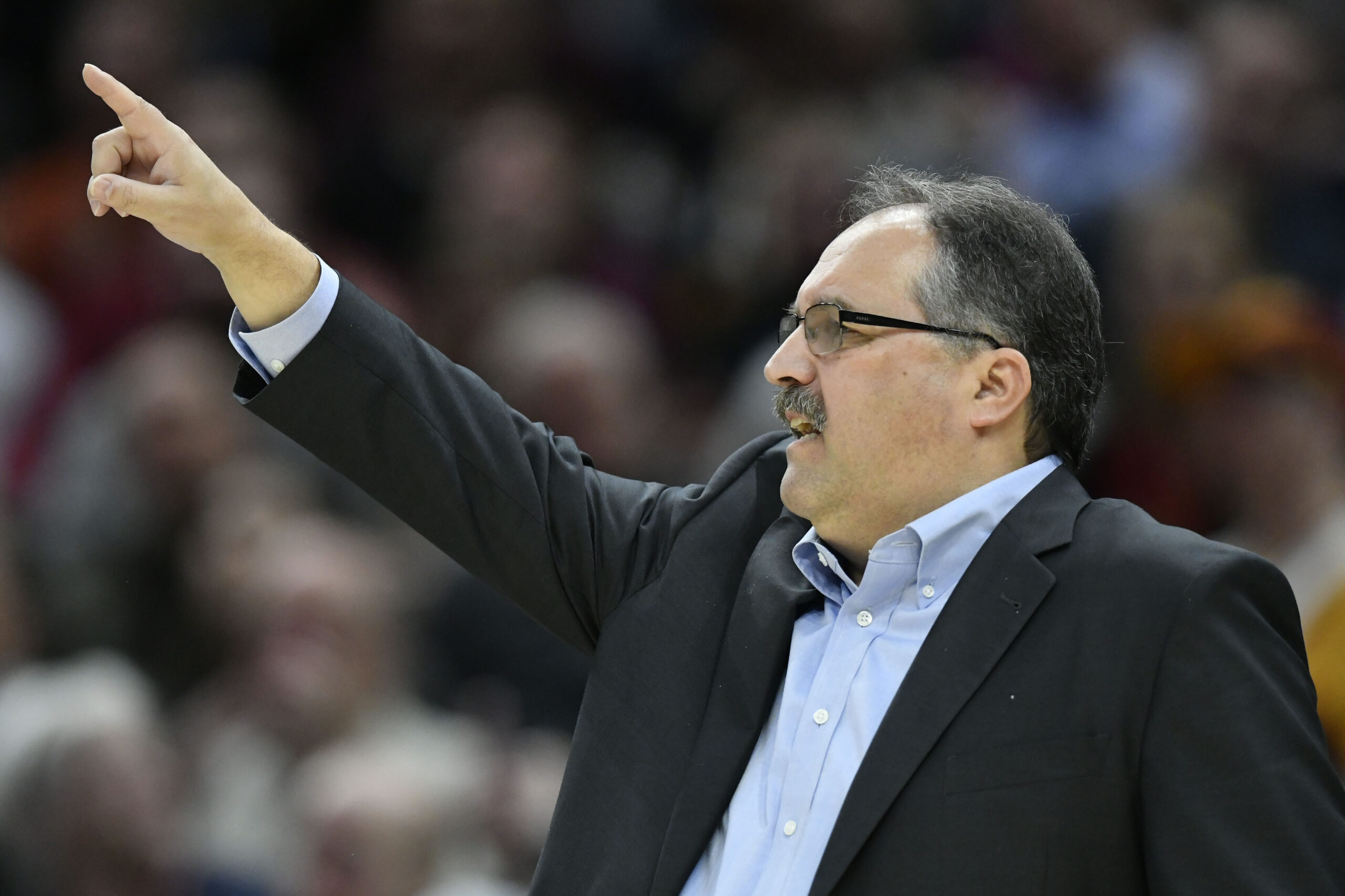 Stan Van Gundy eager to shape Pelicans into 'tough, disciplined team'
