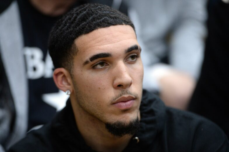 LiAngelo Ball signing with Pistons