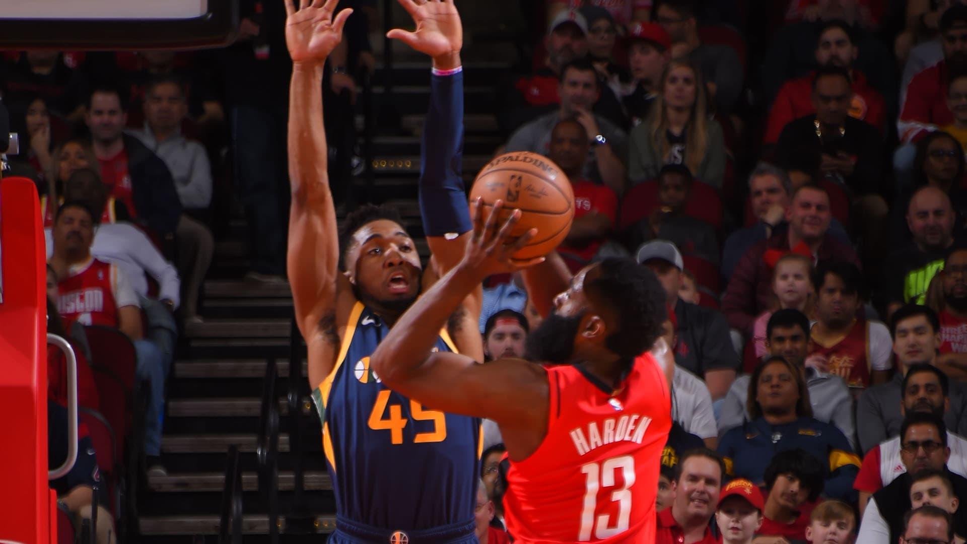 Jazz @ Rockets