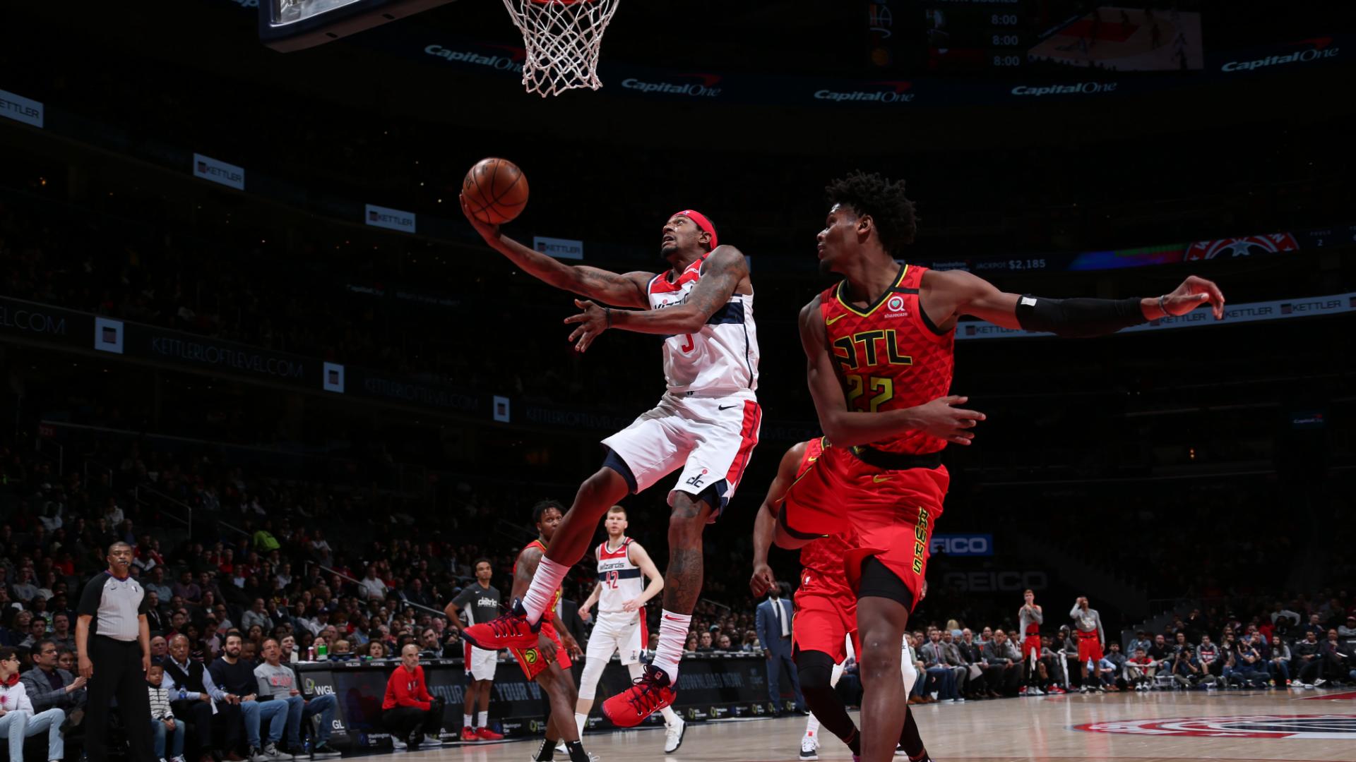 Hawks @ Wizards