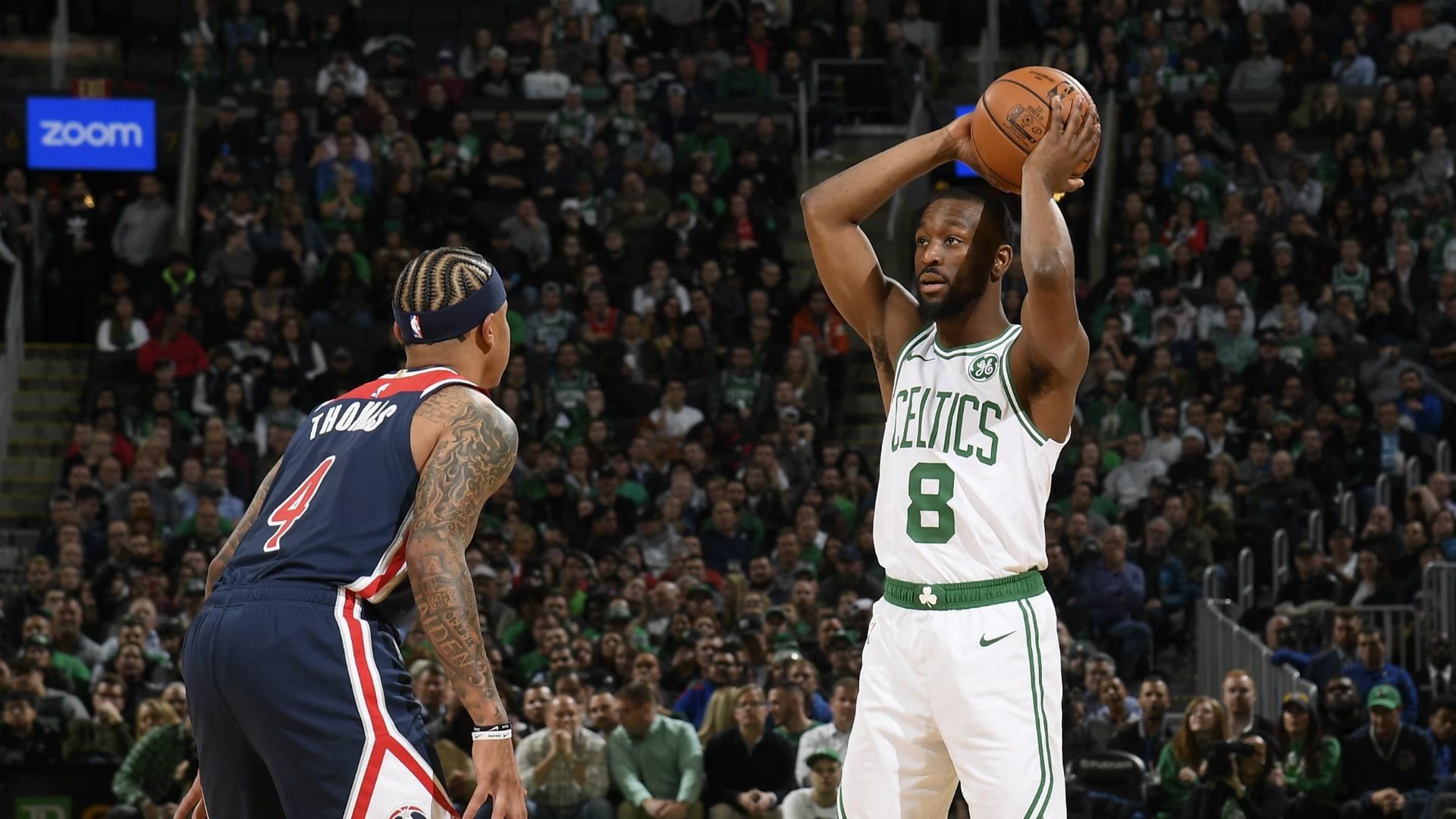 Wizards @ Celtics