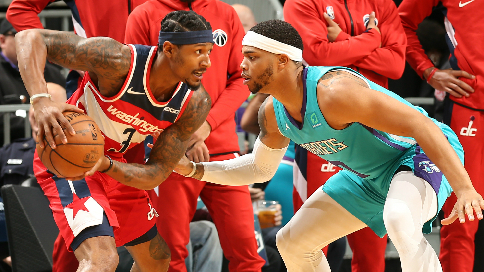 Wizards @ Hornets