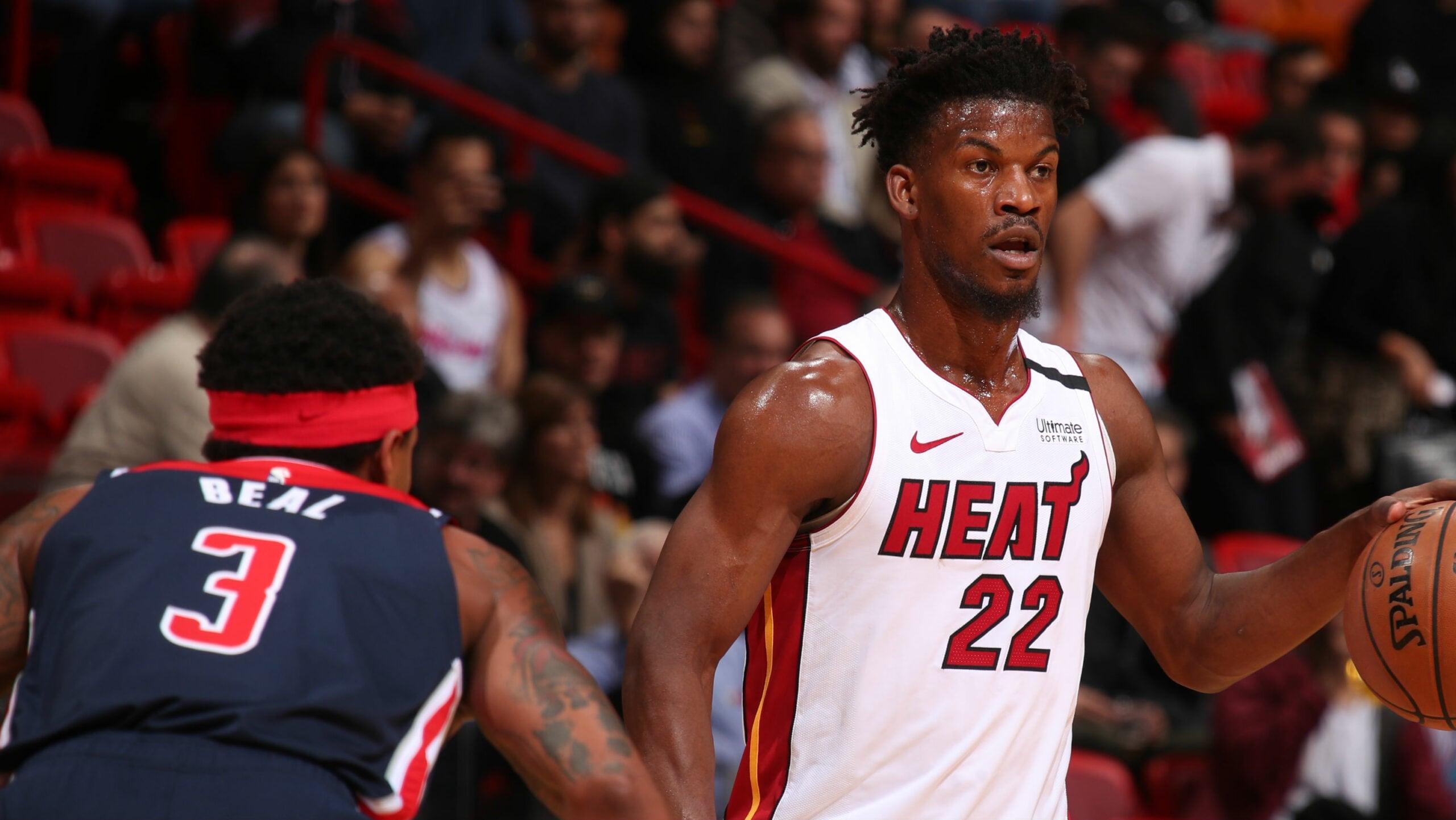 Wizards @ Heat