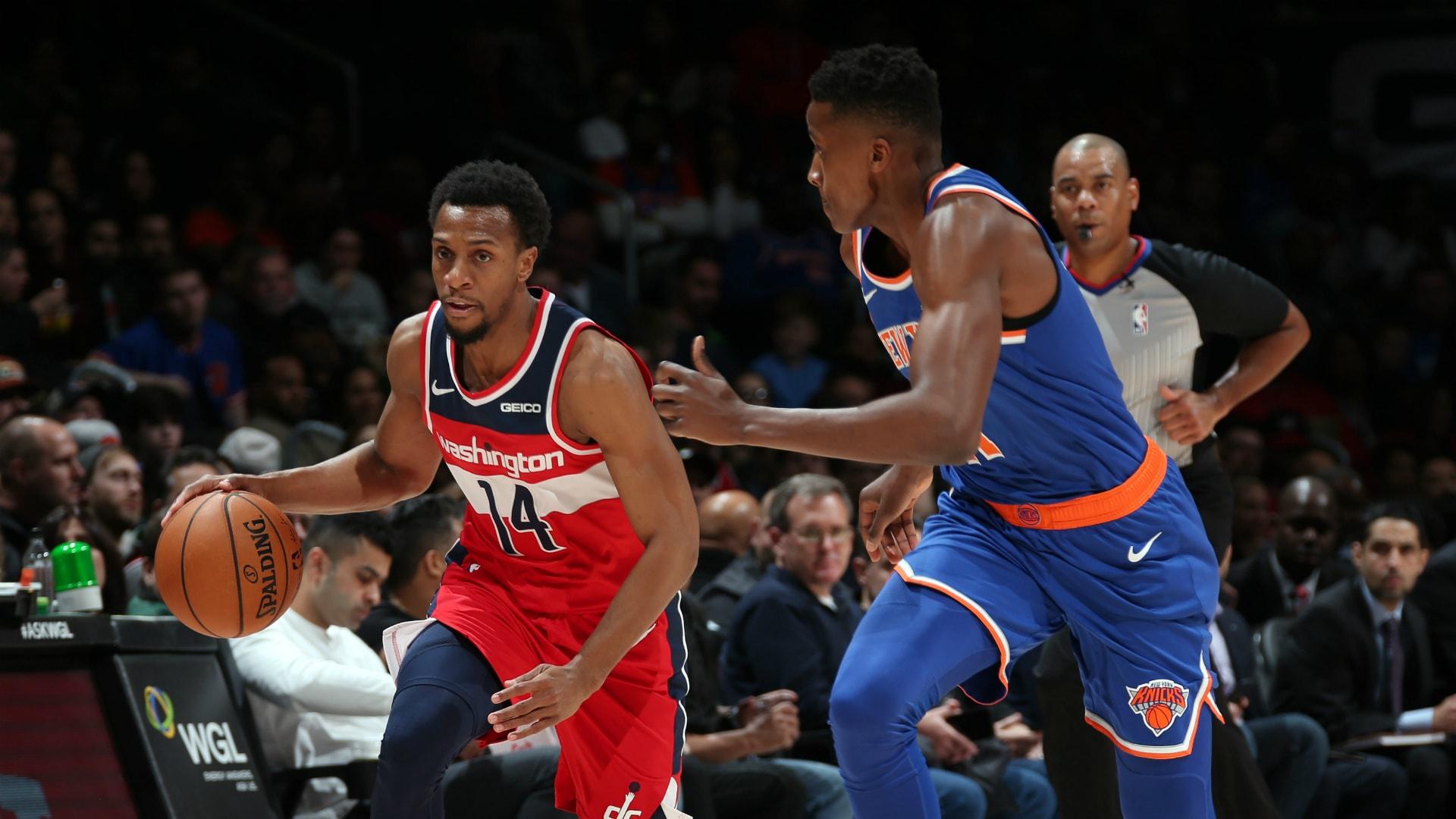 Knicks @ Wizards