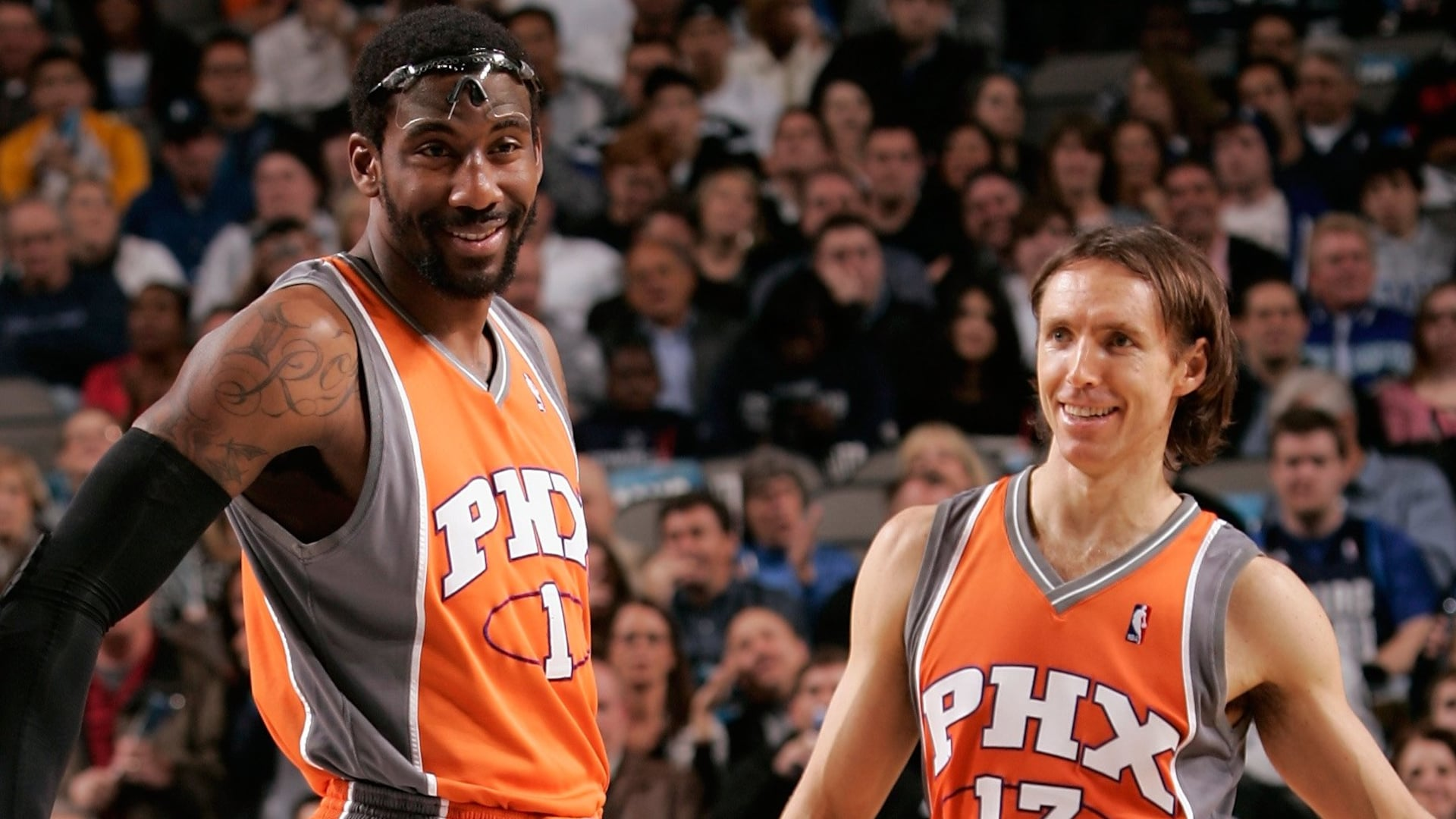Report: Stoudemire joins Nash's coaching staff in Brooklyn