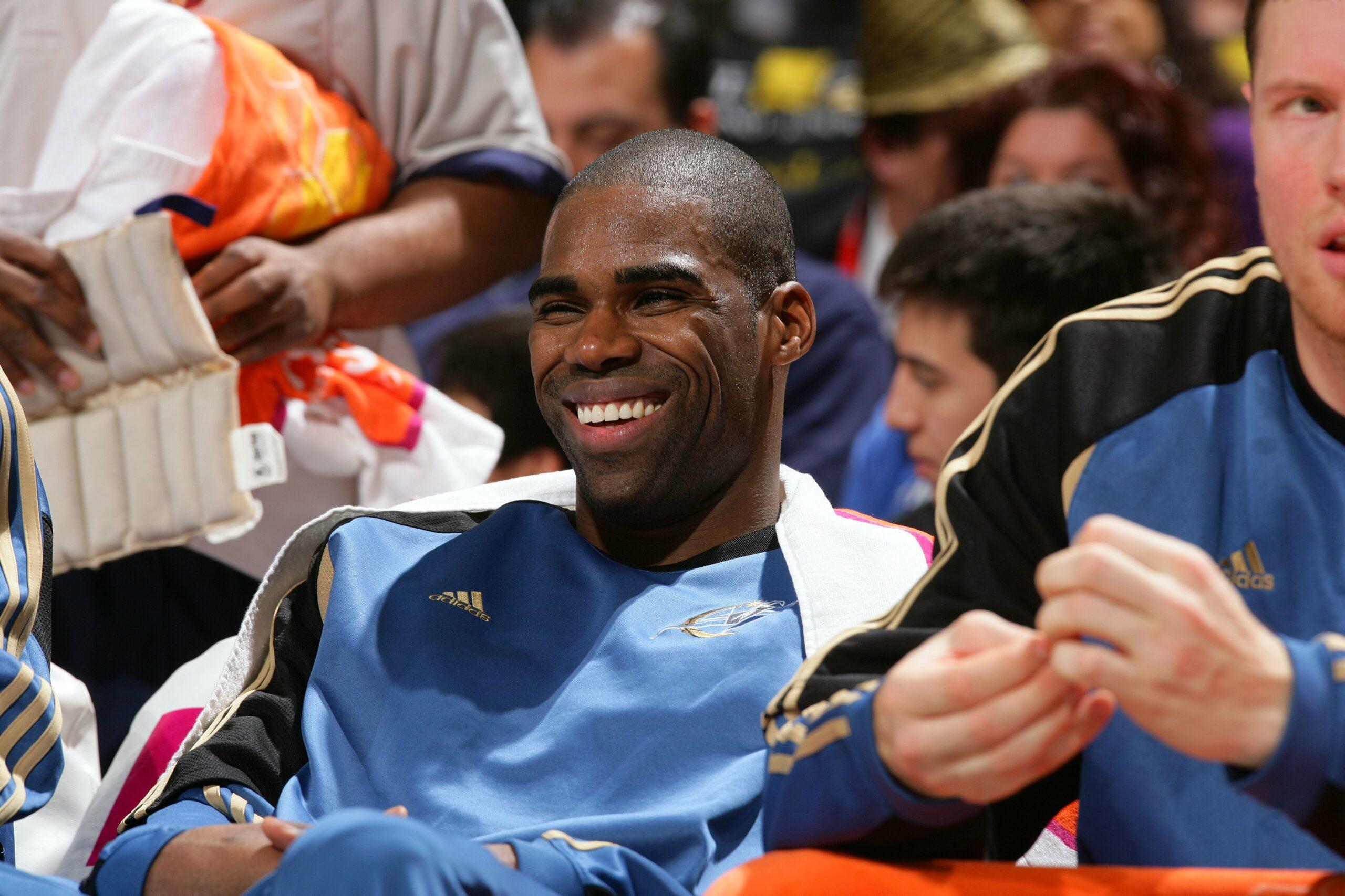 Pierce, Jamison among 6 NBA draftees headed to college hoops Hall