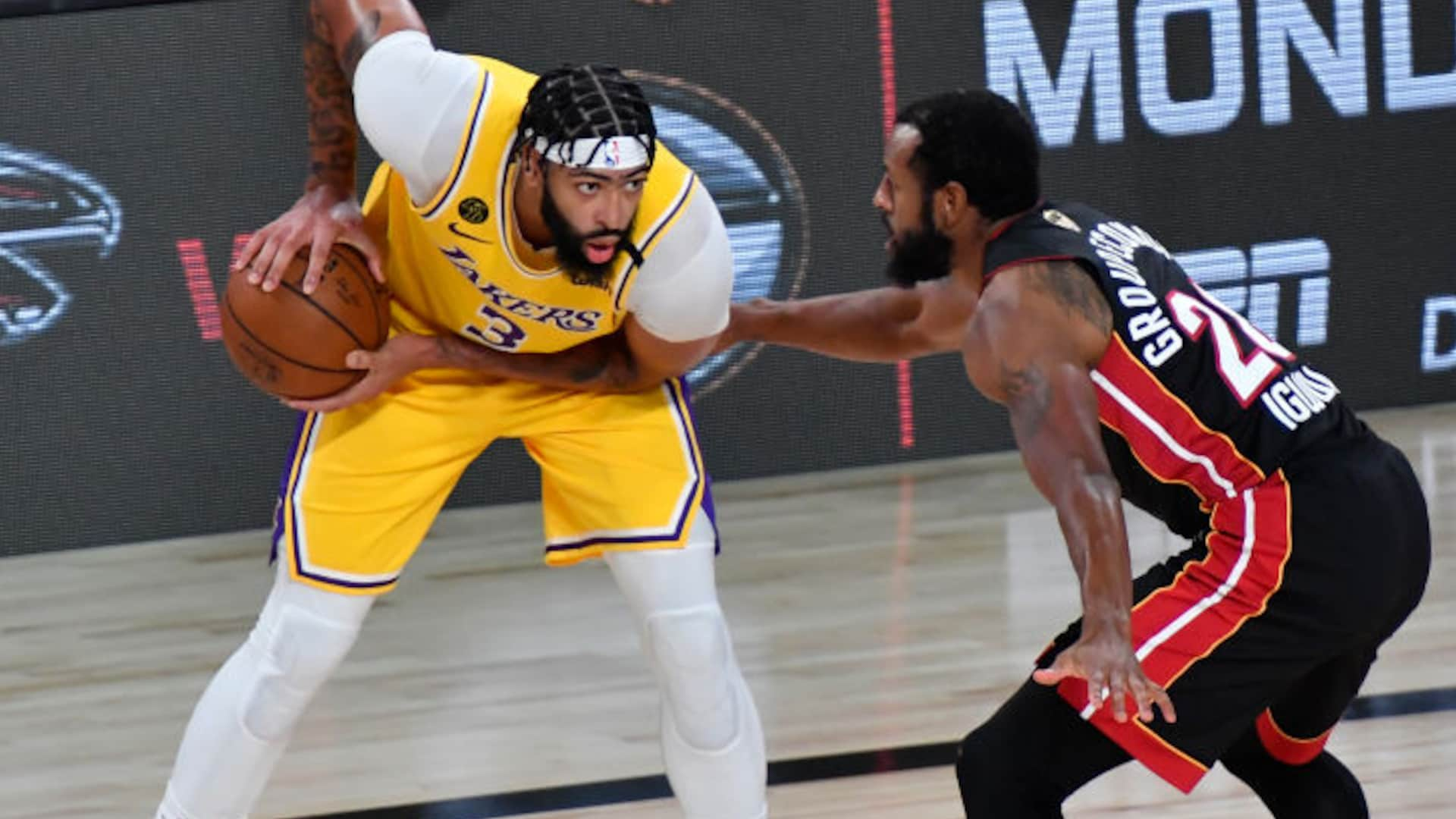 The Finals Stat, Game 1: Lakers beat Heat at their own game