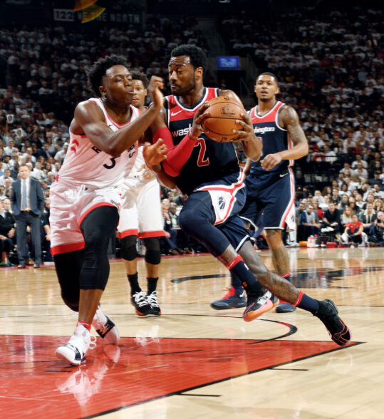 Washington Wizards Remain Confident As Game 2 Vs Toronto Raptors Nears Nba Com