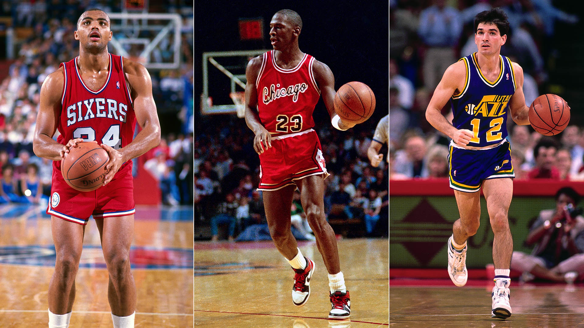 This Date In History: MJ, Stockton & Barkley debut