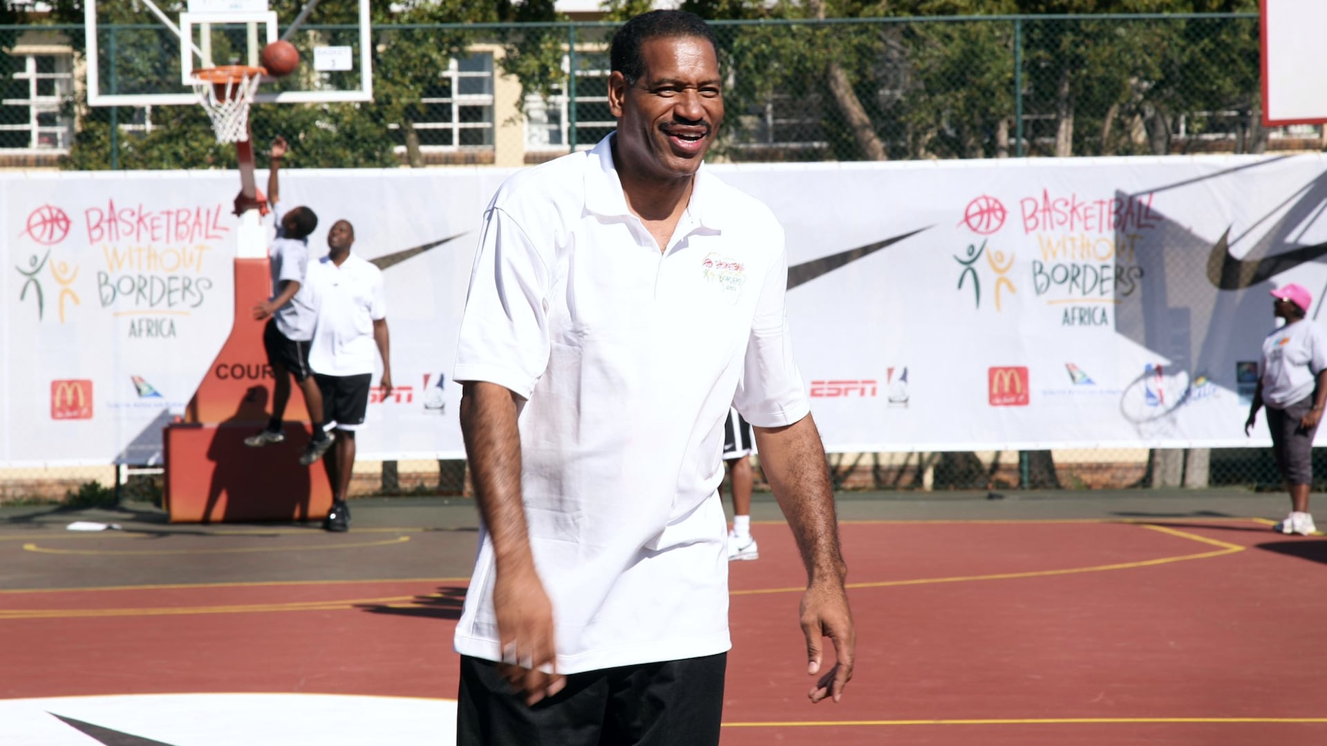 NBA mourns loss of longtime Rockets scout Brent 'BJ' Johnson