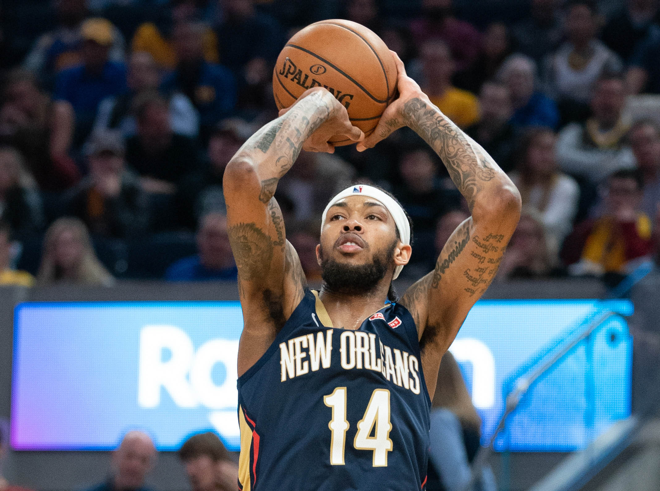 Report: Brandon Ingram agrees to 5-year extension with Pelicans