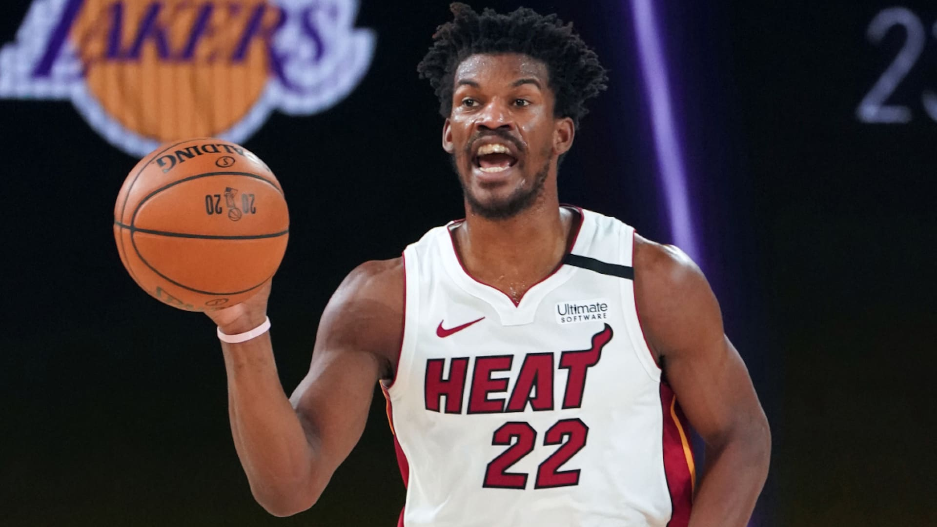 Miami Heat revel in adversity against Los Angeles Lakers
