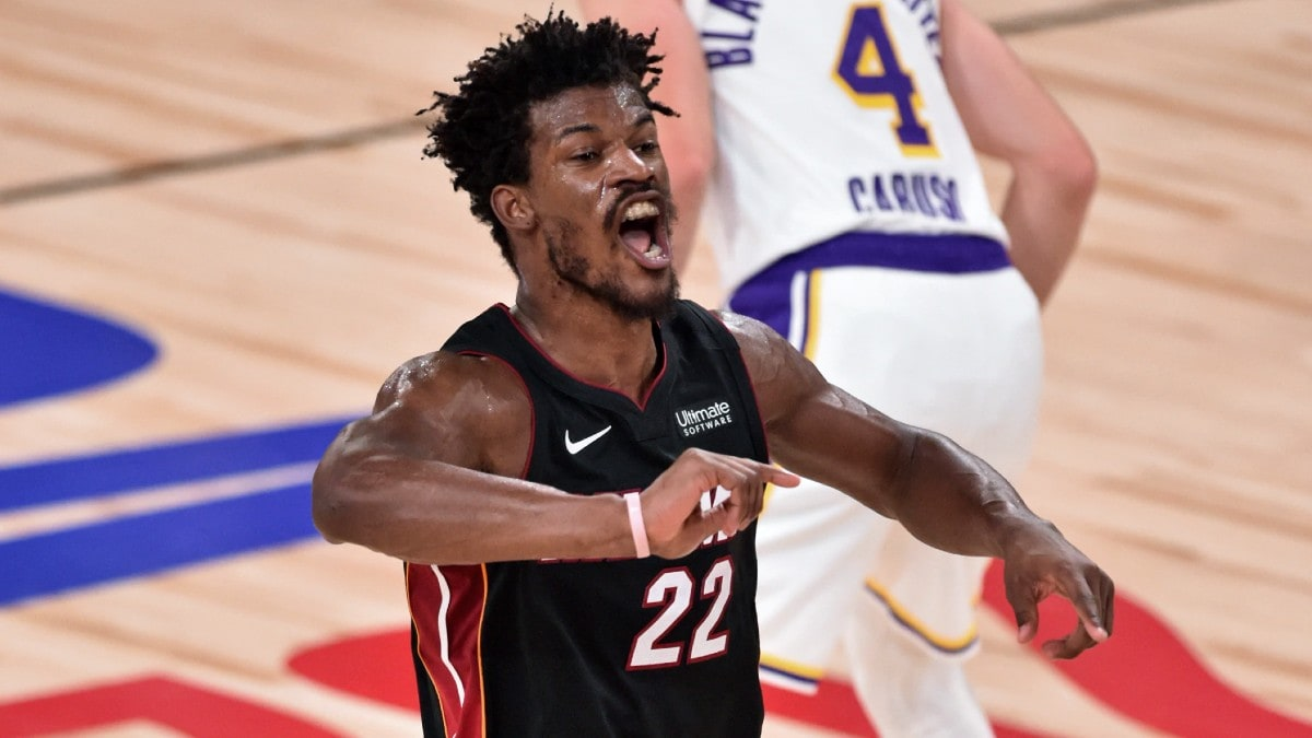 Jimmy Butler ready to do the extraordinary again in Game 4