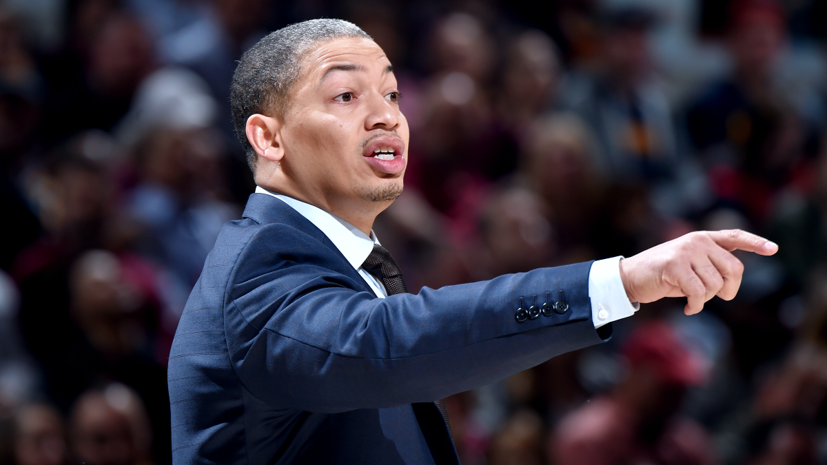 Clippers name Tyronn Lue head coach