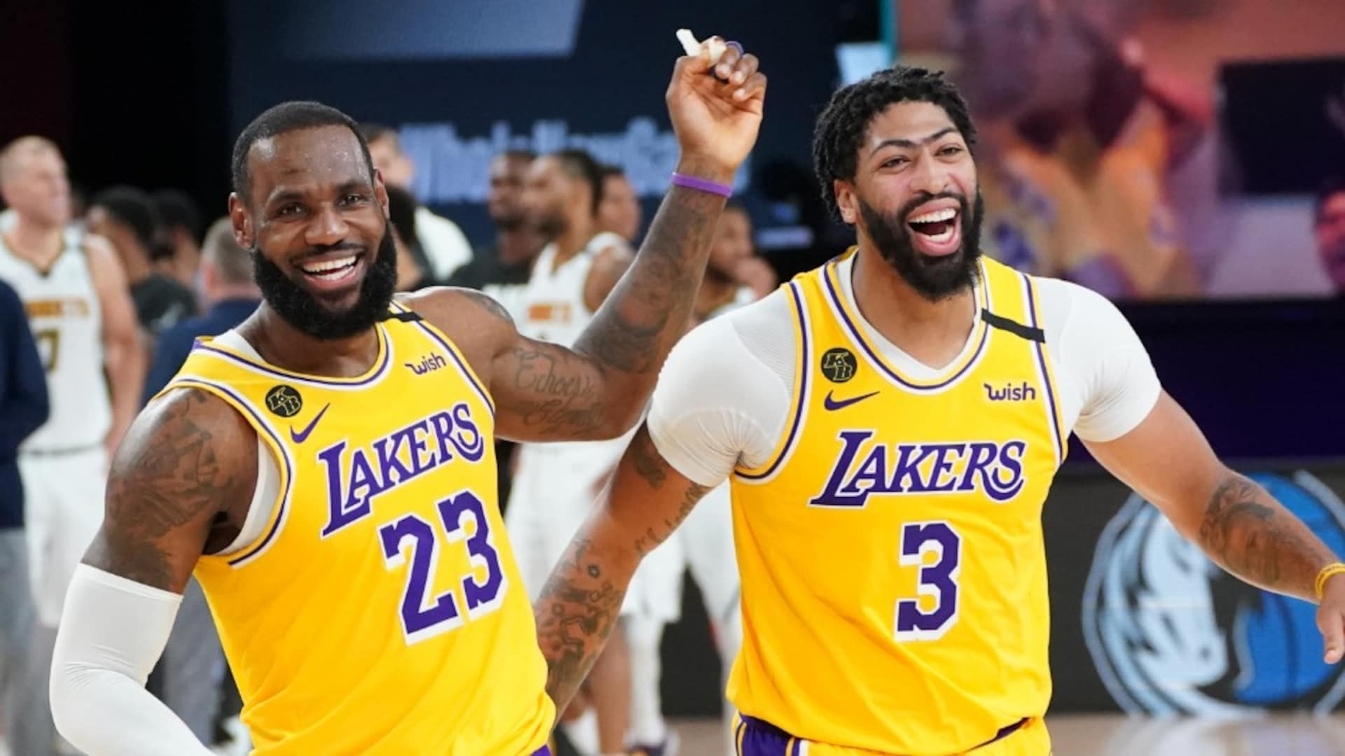 LeBron James, Anthony Davis put all egos away in search for glory