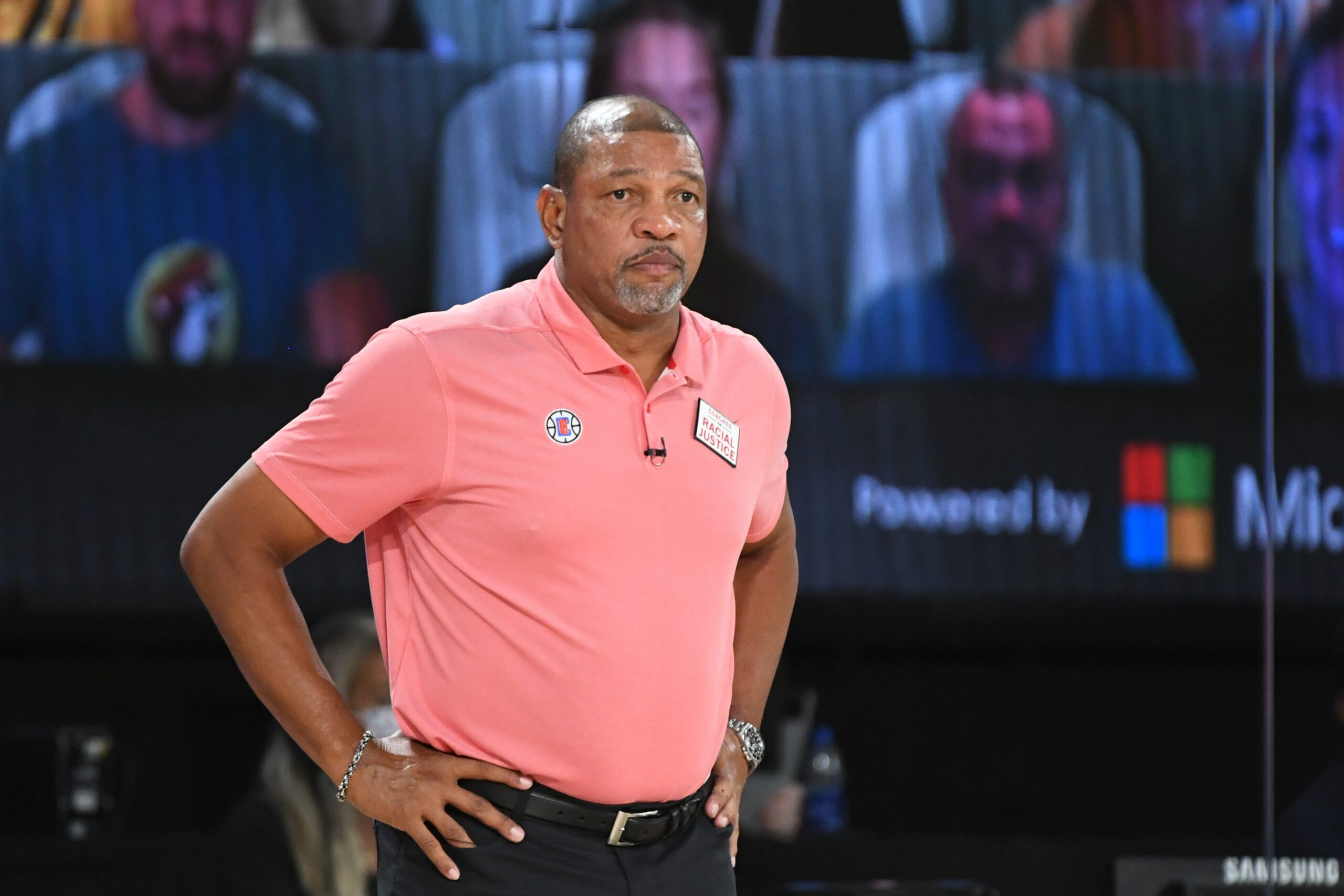 Philiadelphia 76ers name Doc Rivers head coach
