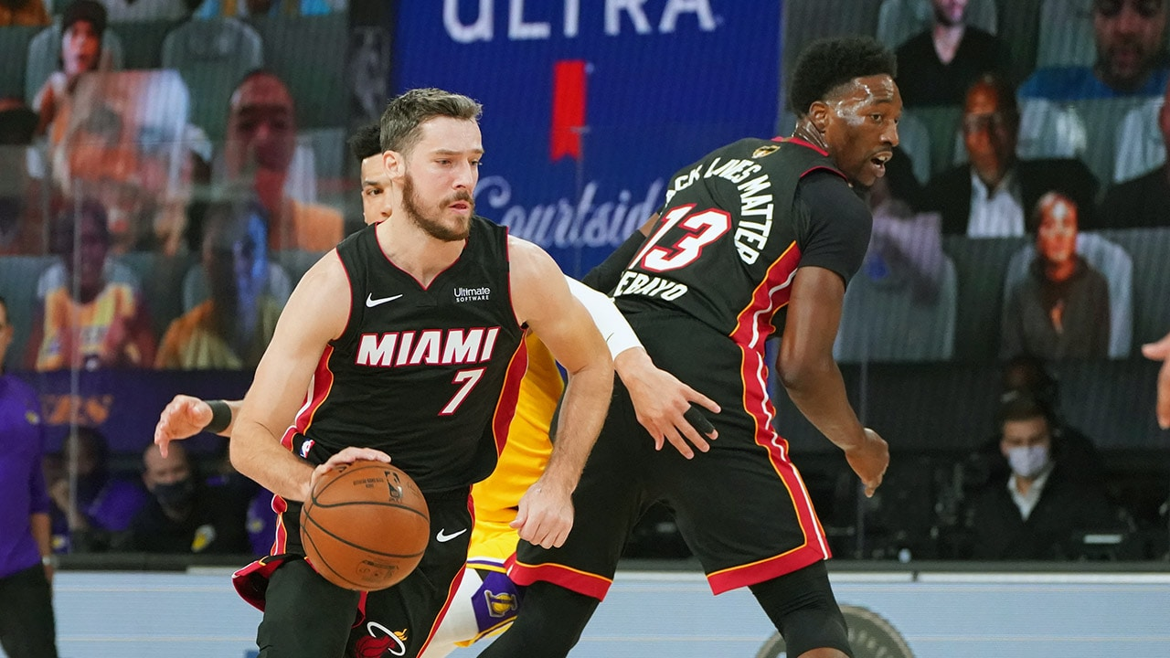 Goran Dragic, Bam Adebayo doubtful for Game 2; Jimmy Butler plans to play