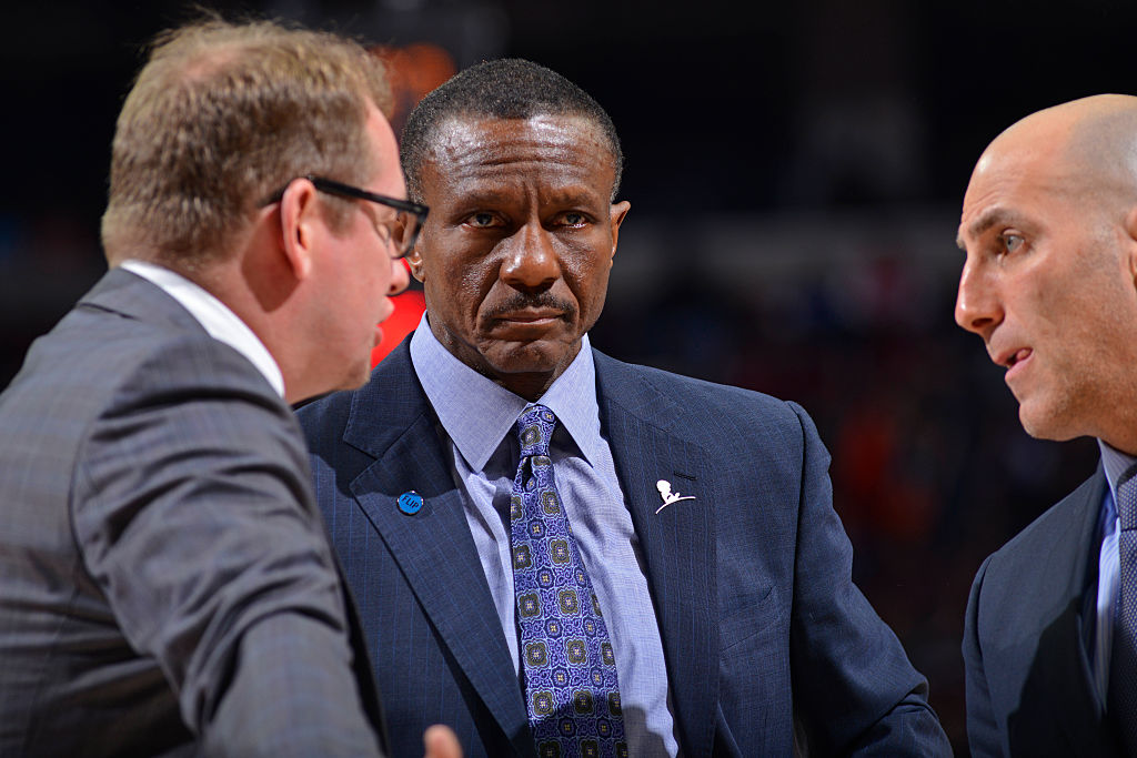 Detroit Pistons extending Dwane Casey through 2023-24 season