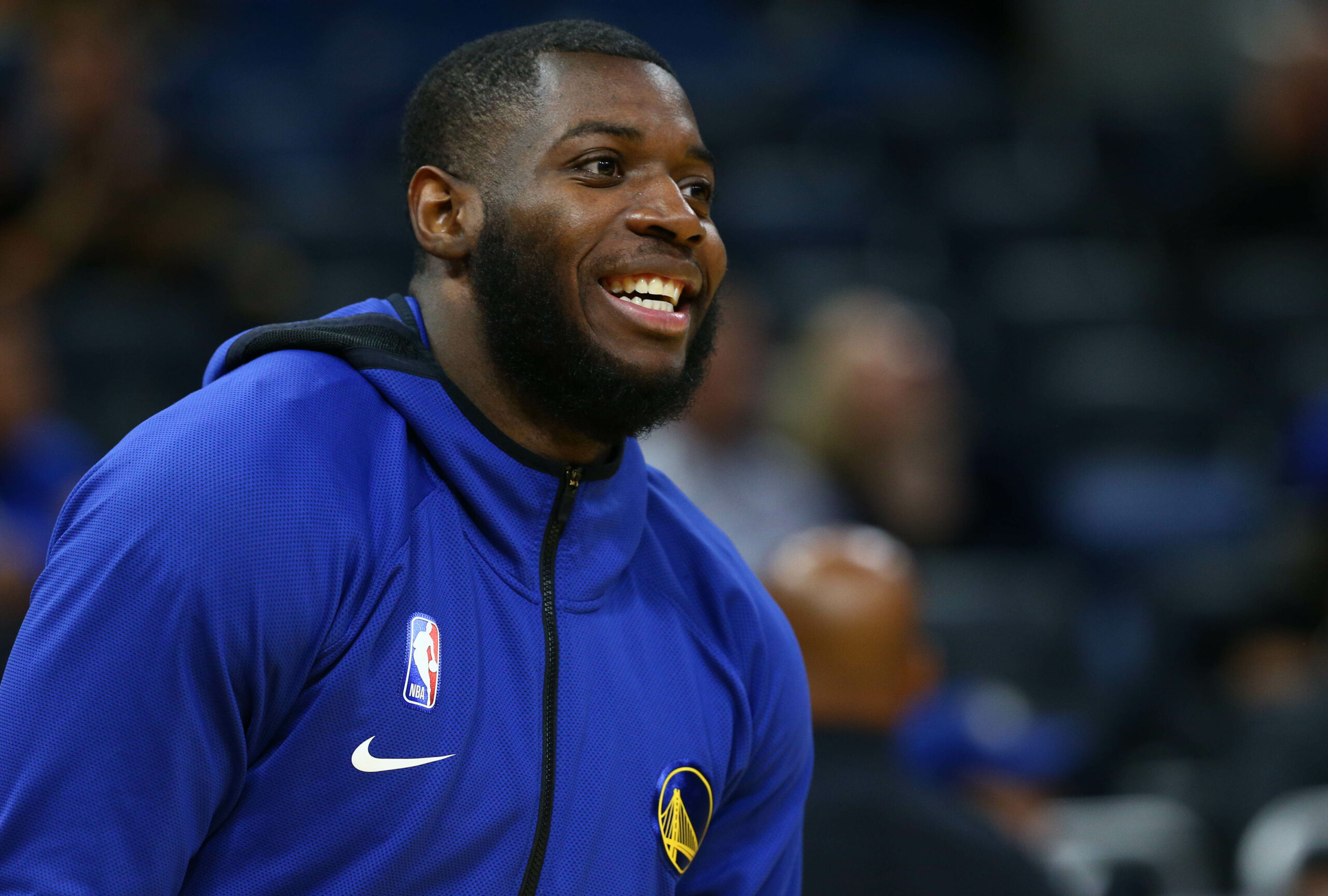 Reports: Jazz acquire Eric Paschall in trade with Warriors