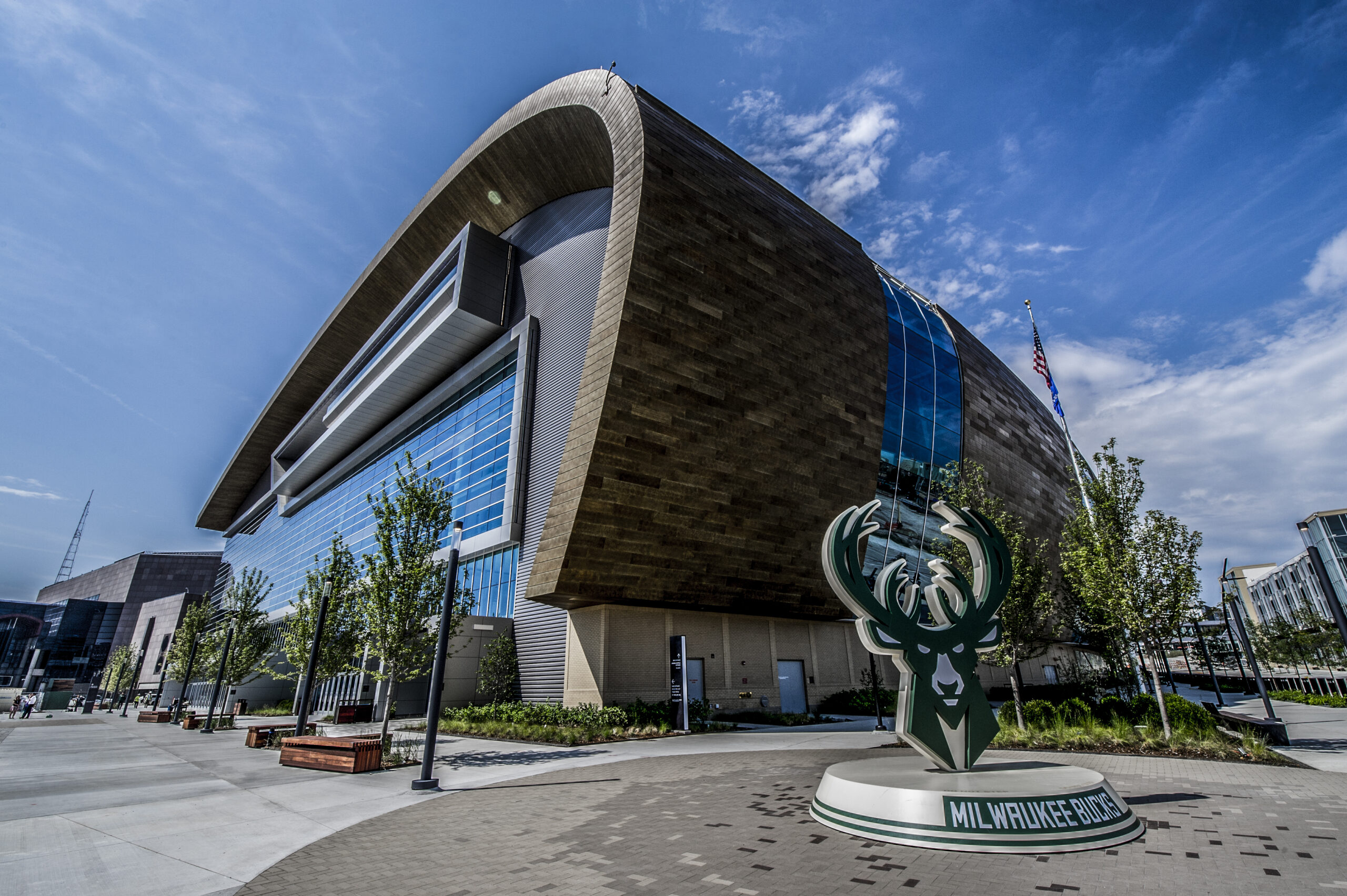 Bucks games for 2020-21 season to be held without fans until further notice