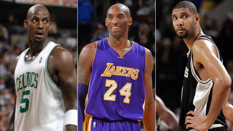 Kobe Bryant, Tim Duncan, Kevin Garnett headline nine-member 2020 Hall of Fame Class | NBA.com