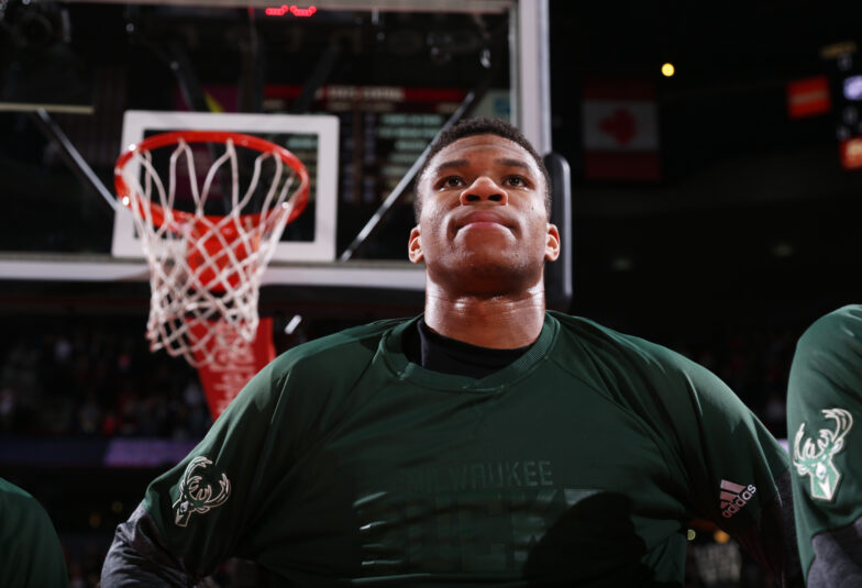 Family Basketball Go Hand In Hand For Rising Star Giannis Antetokounmpo Nba Com