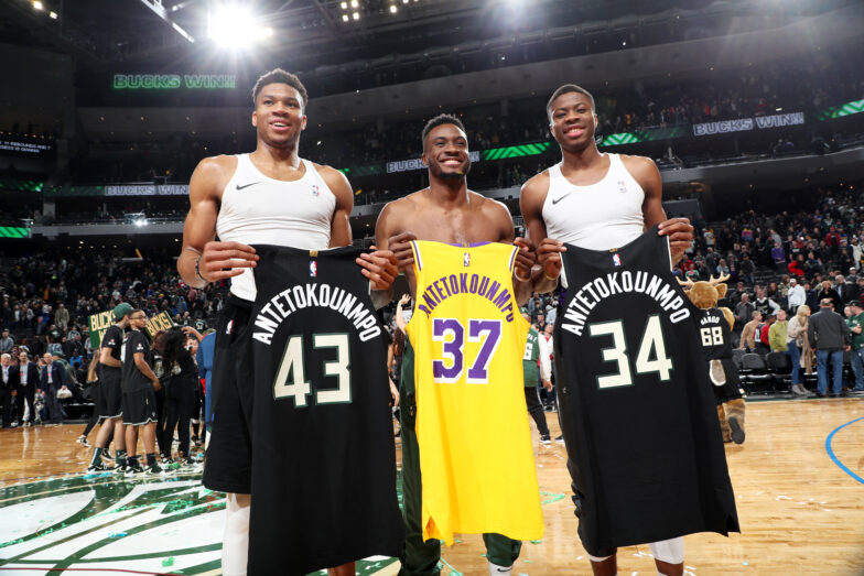 Disney Searching For Actors To Play Giannis Antetokounmpo In Upcoming Film Nba Com