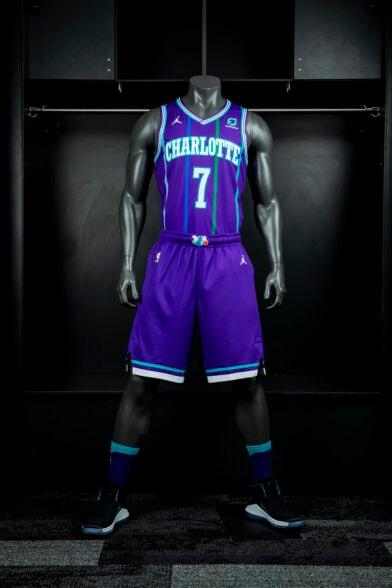 Hornets unveil new purple Classic Edition uniform for 2019-20 ...
