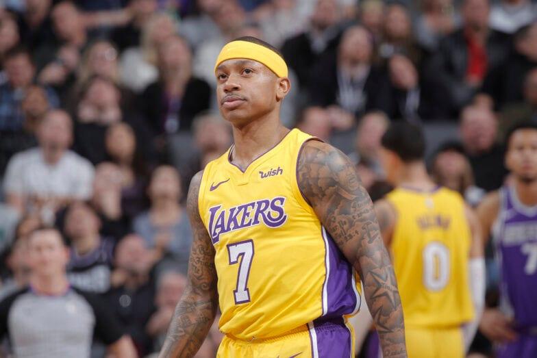 Los Angeles Lakers' Isaiah Thomas says he's 'no sixth man' | NBA.com