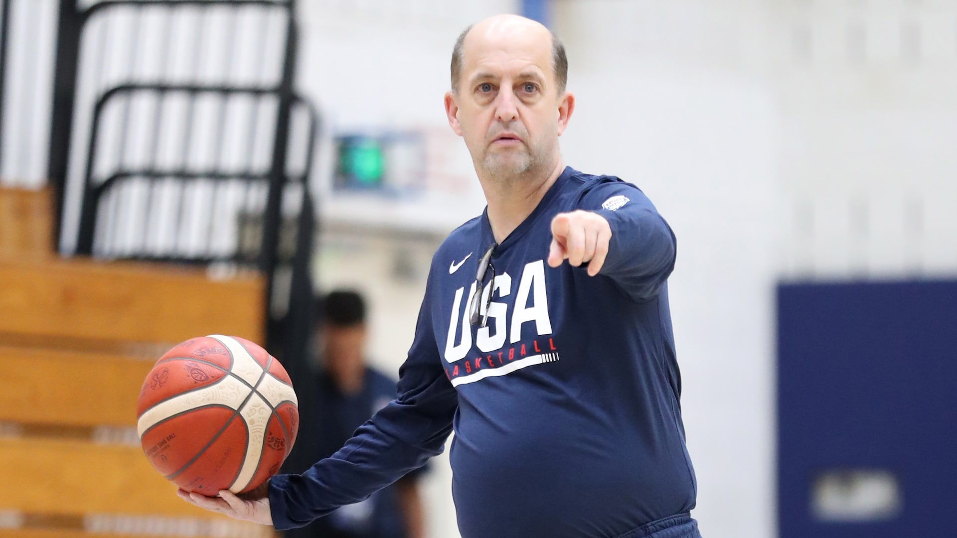 Reports: Jeff Van Gundy talking with Rockets about coaching job