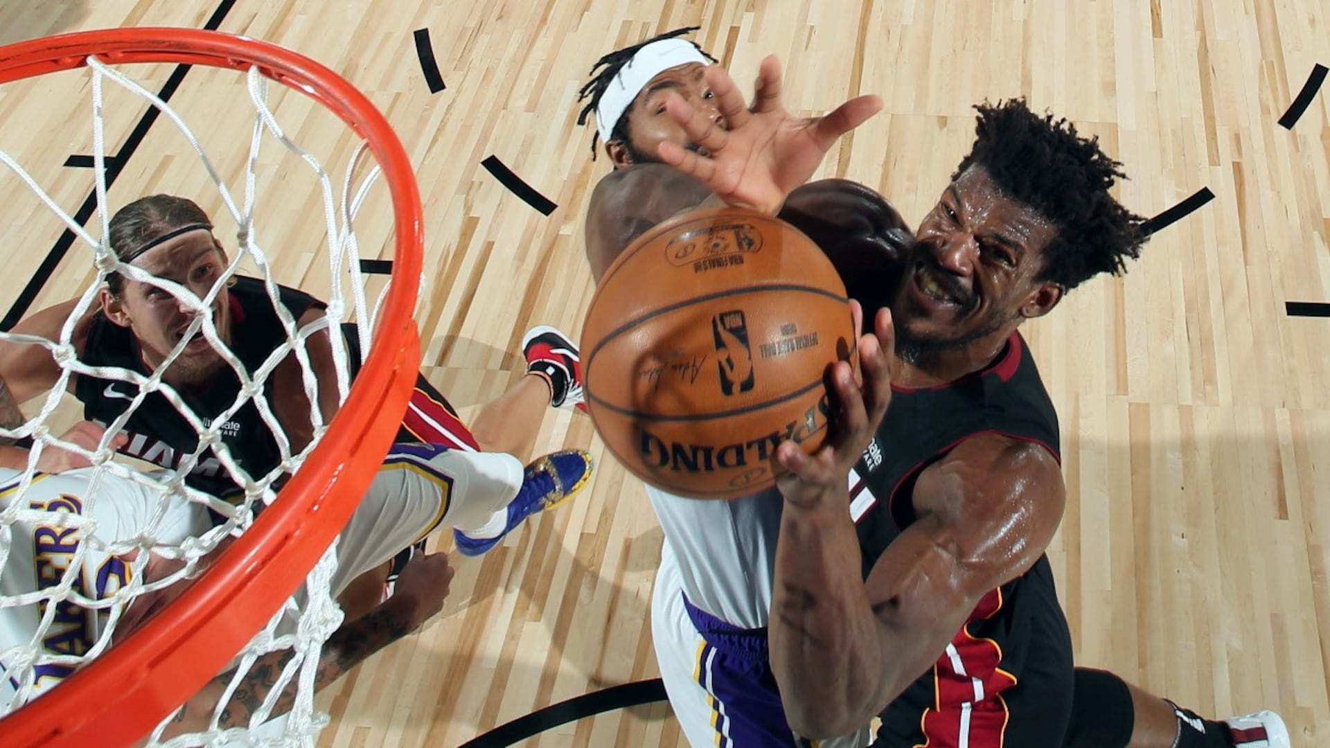 NBA reacts to Jimmy Butler's historic triple-double in The Finals