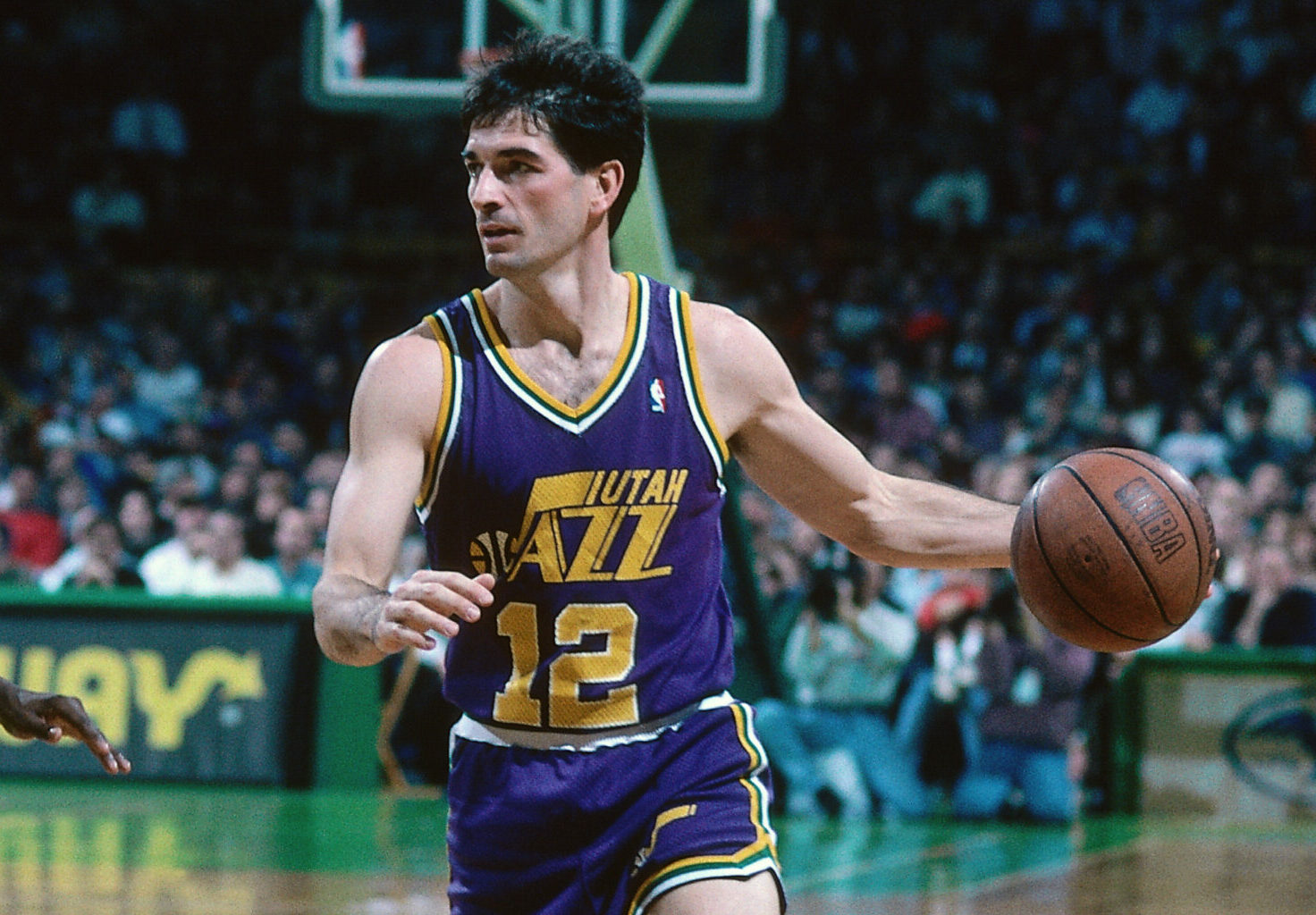Legends profile: John Stockton