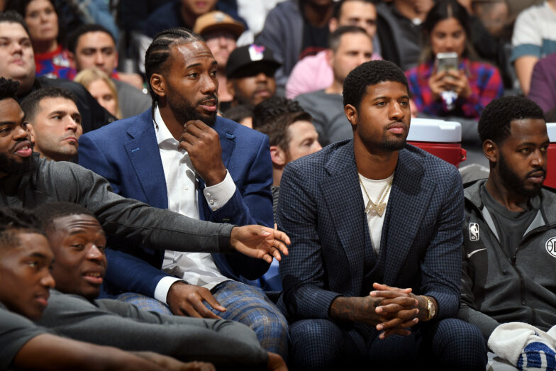 For Clippers and Kawhi Leonard, load management just part of the deal |  NBA.com