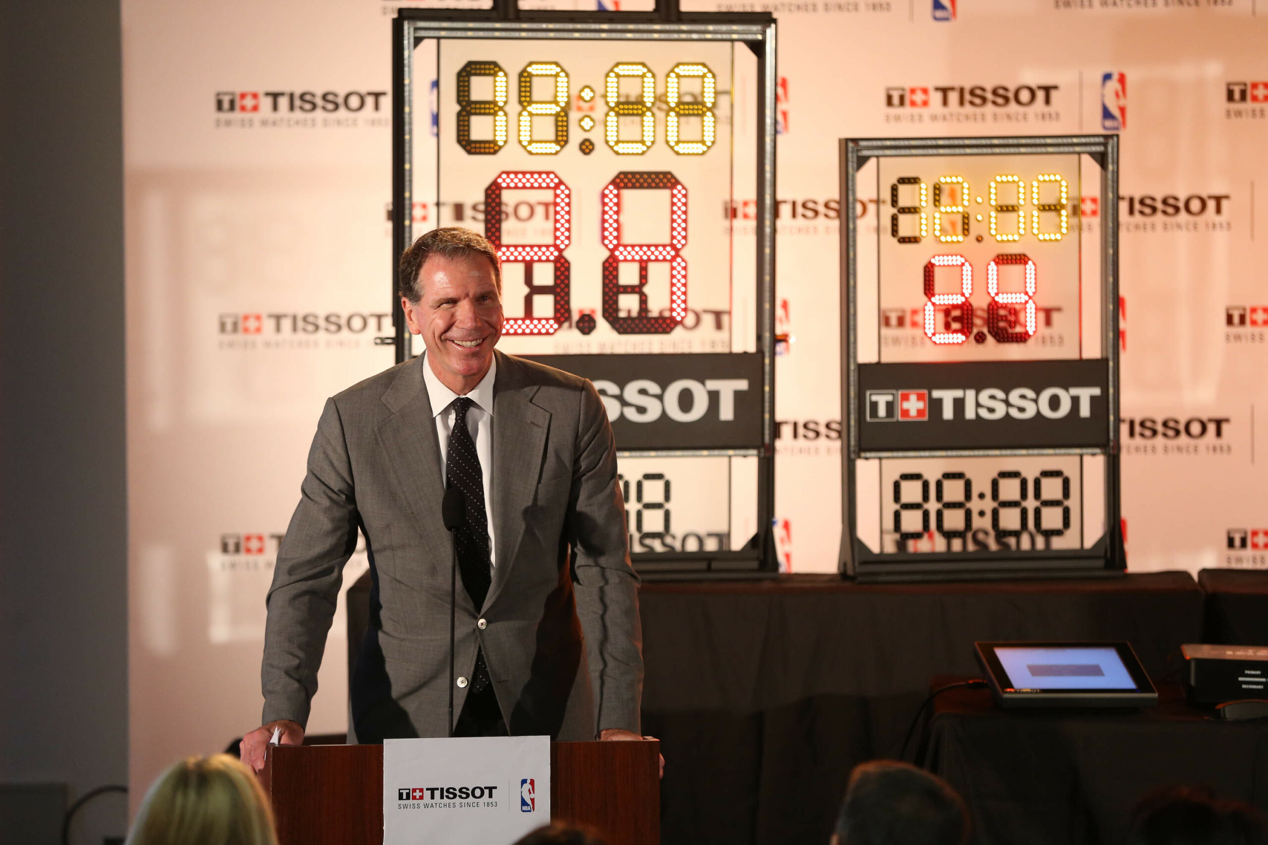 NBA and Tissot announce multiyear renewal