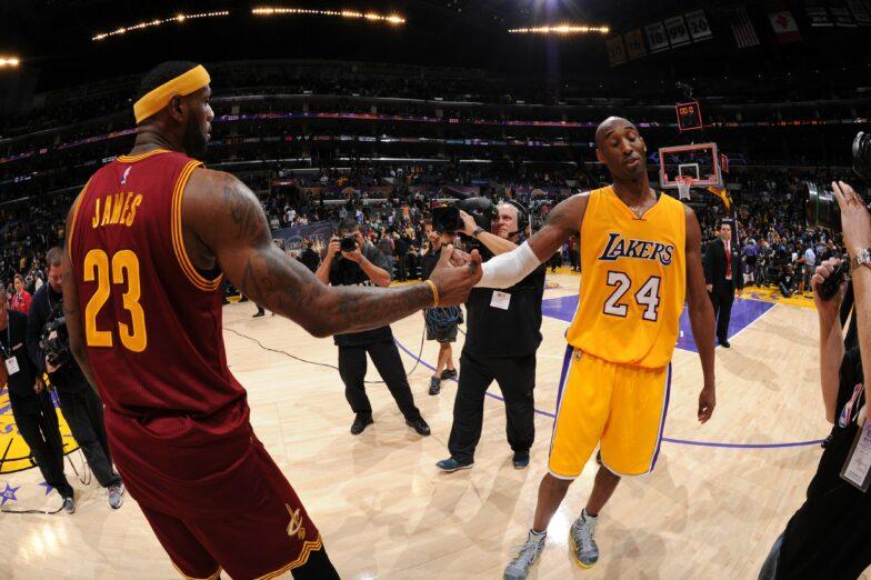 Kobe vs. LeBron debate