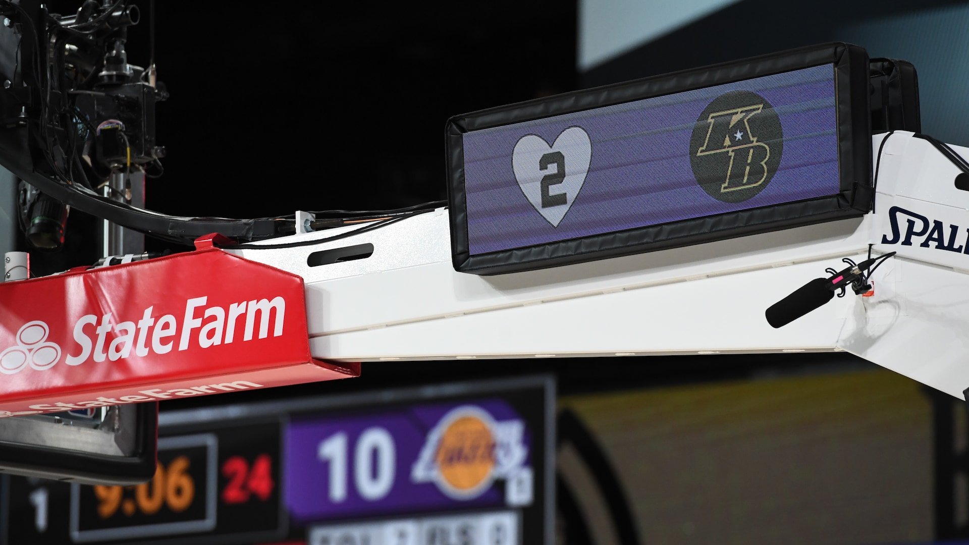 Kobe Bryant's presence felt during 2020 NBA Finals