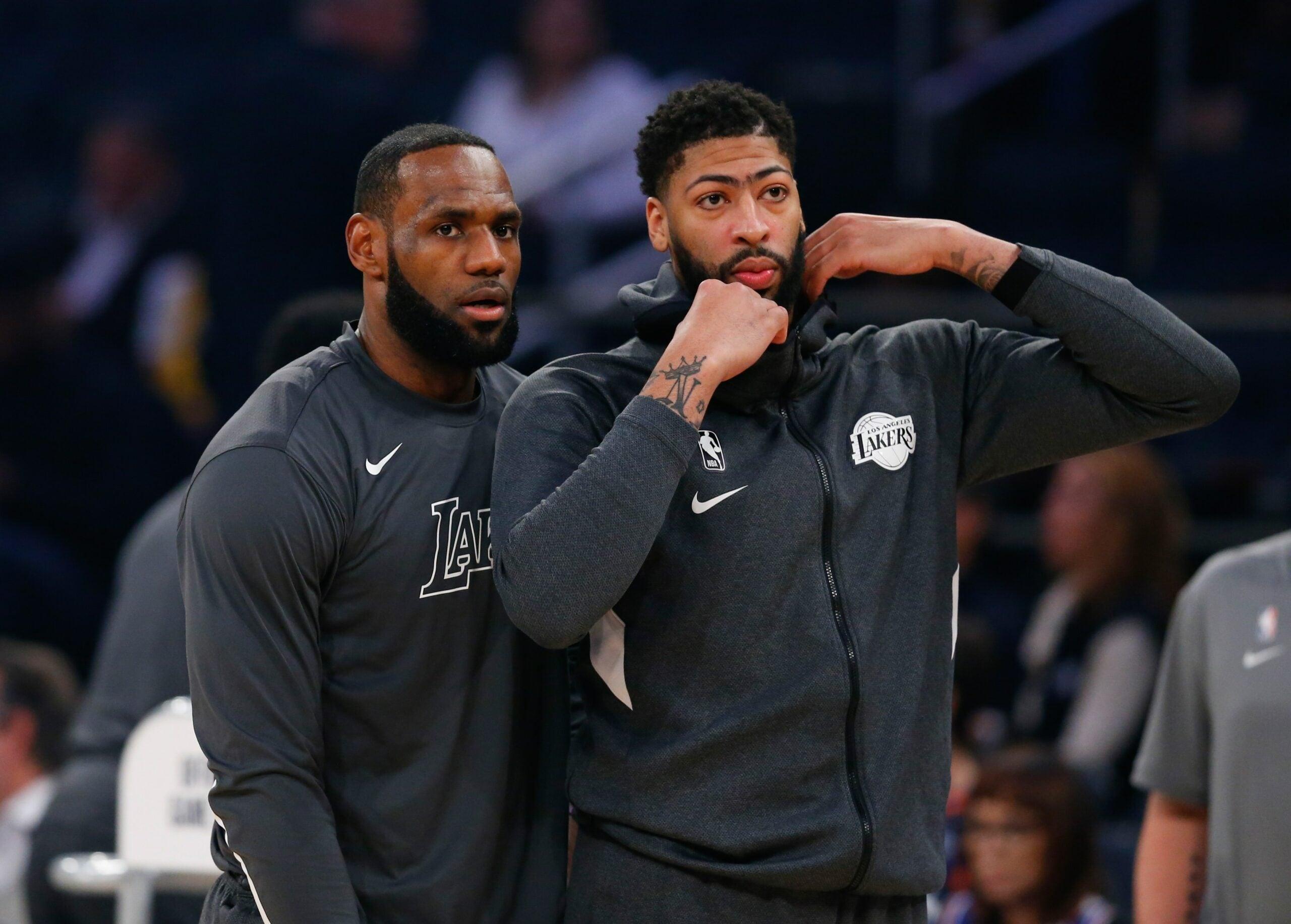 2020-21 Season Preview: Los Angeles Lakers