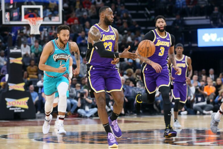 How LeBron James leads Lakers