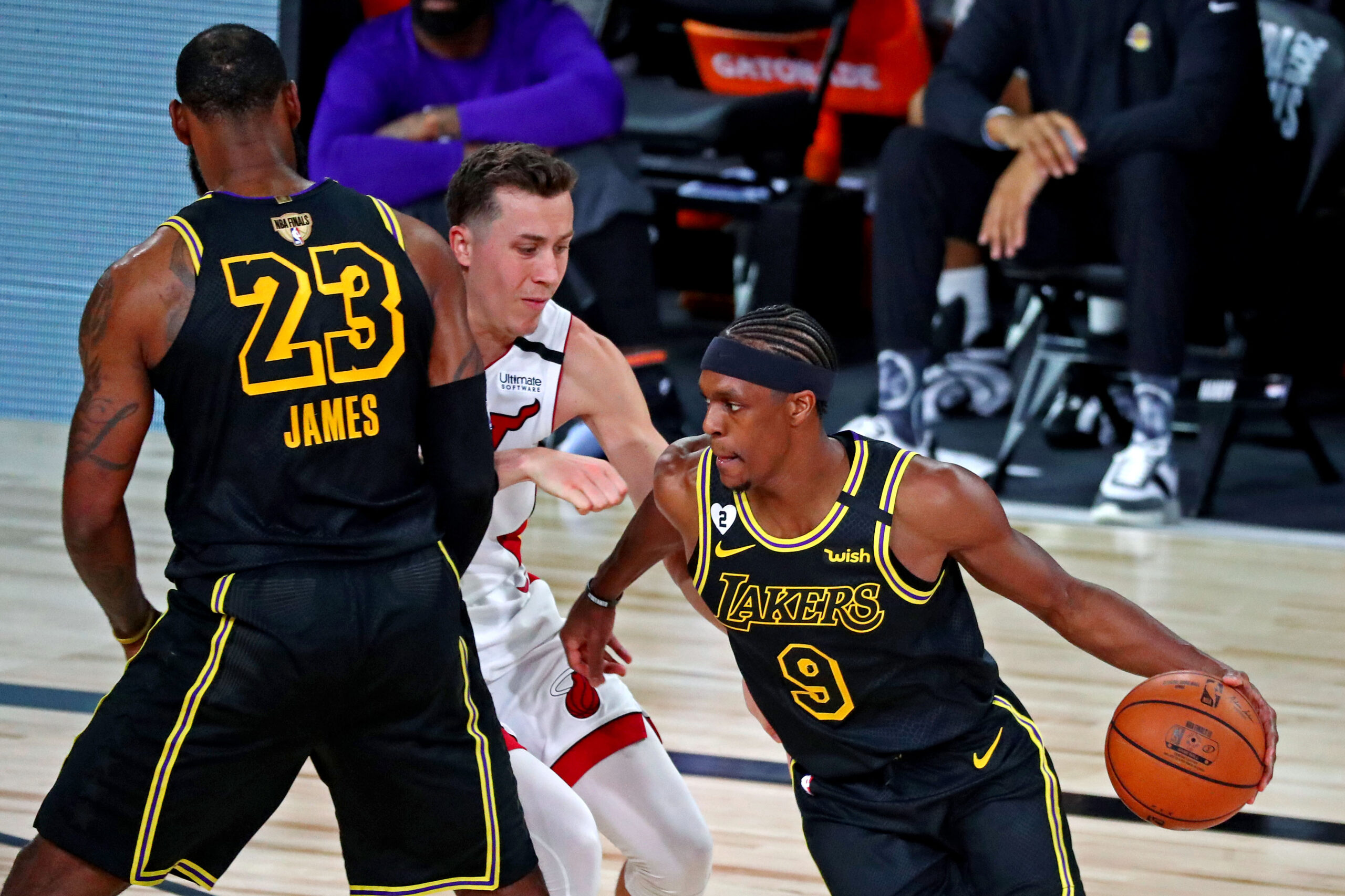 5 things we learned from Game 2 of 2020 Finals